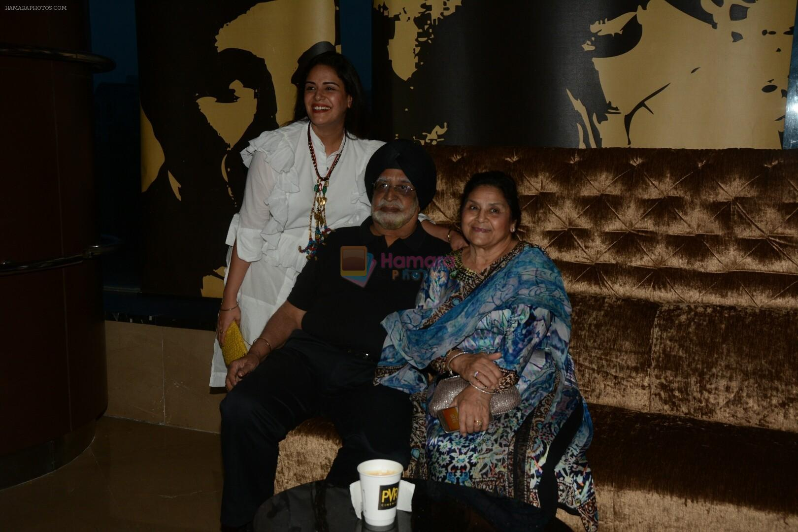 Mona Singh at the Screening of TVF's web series Yeh Meri Family in pvr juhu on 12th July 2018