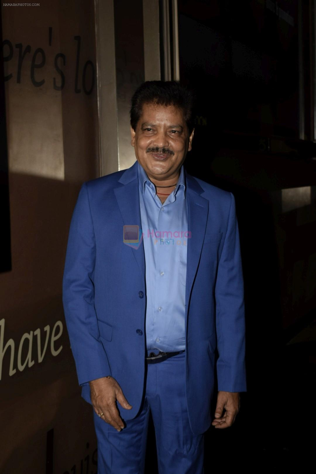 Udit Narayan at the Screening of TVF's web series Yeh Meri Family in pvr juhu on 12th July 2018