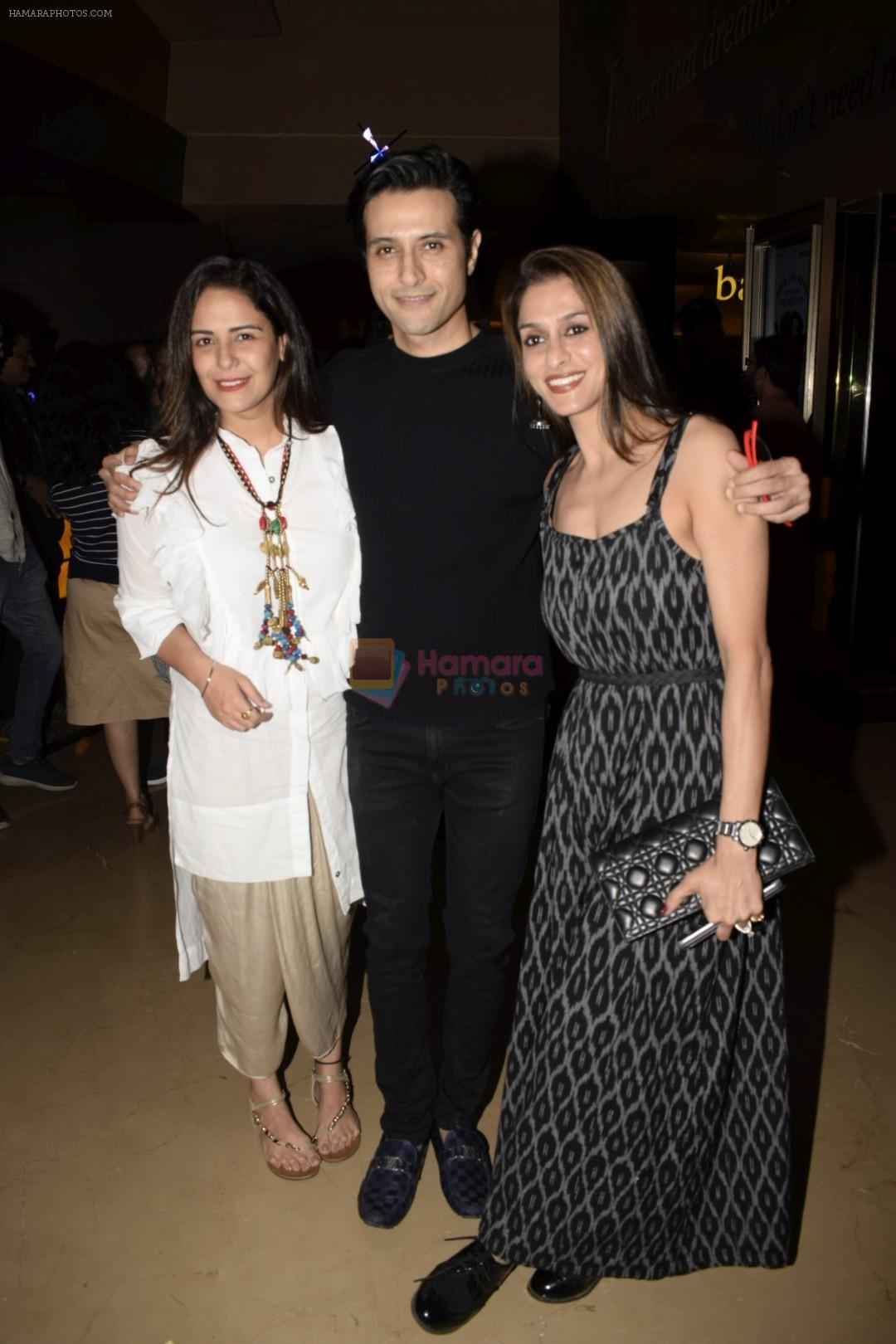 Apurva Agnihotri, Shilpa Sakhlani, Mona Singh at the Screening of TVF's web series Yeh Meri Family in pvr juhu on 12th July 2018