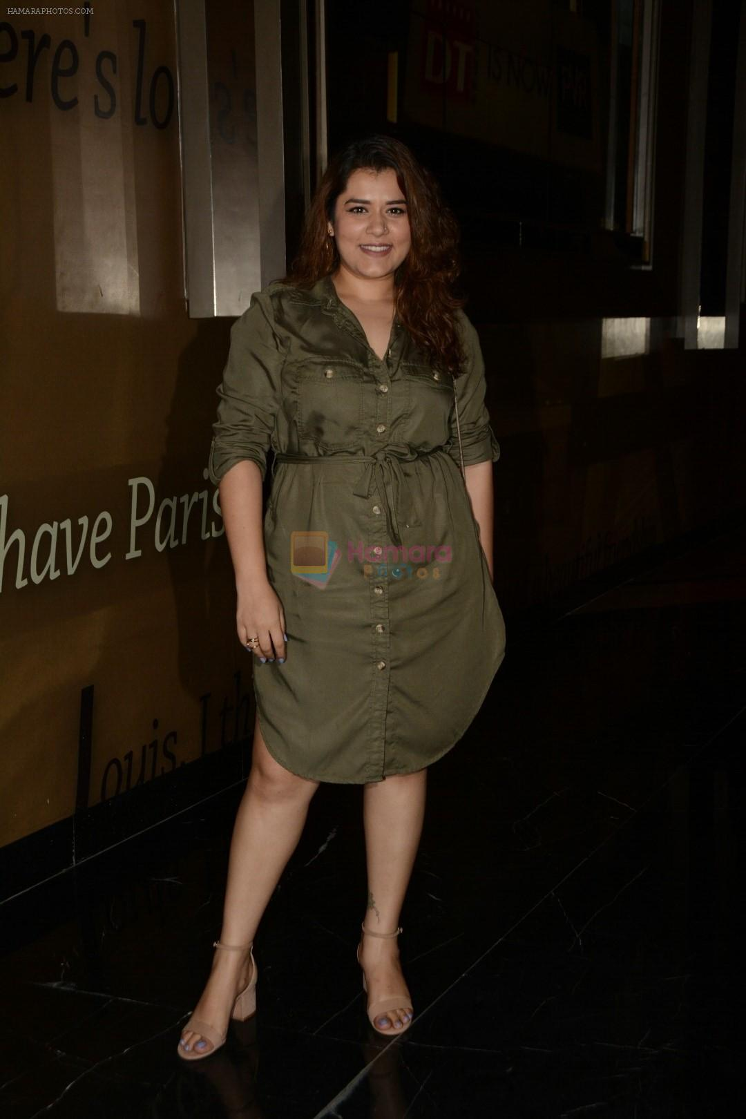 Shikha Talsania at the Screening of TVF's web series Yeh Meri Family in pvr juhu on 12th July 2018
