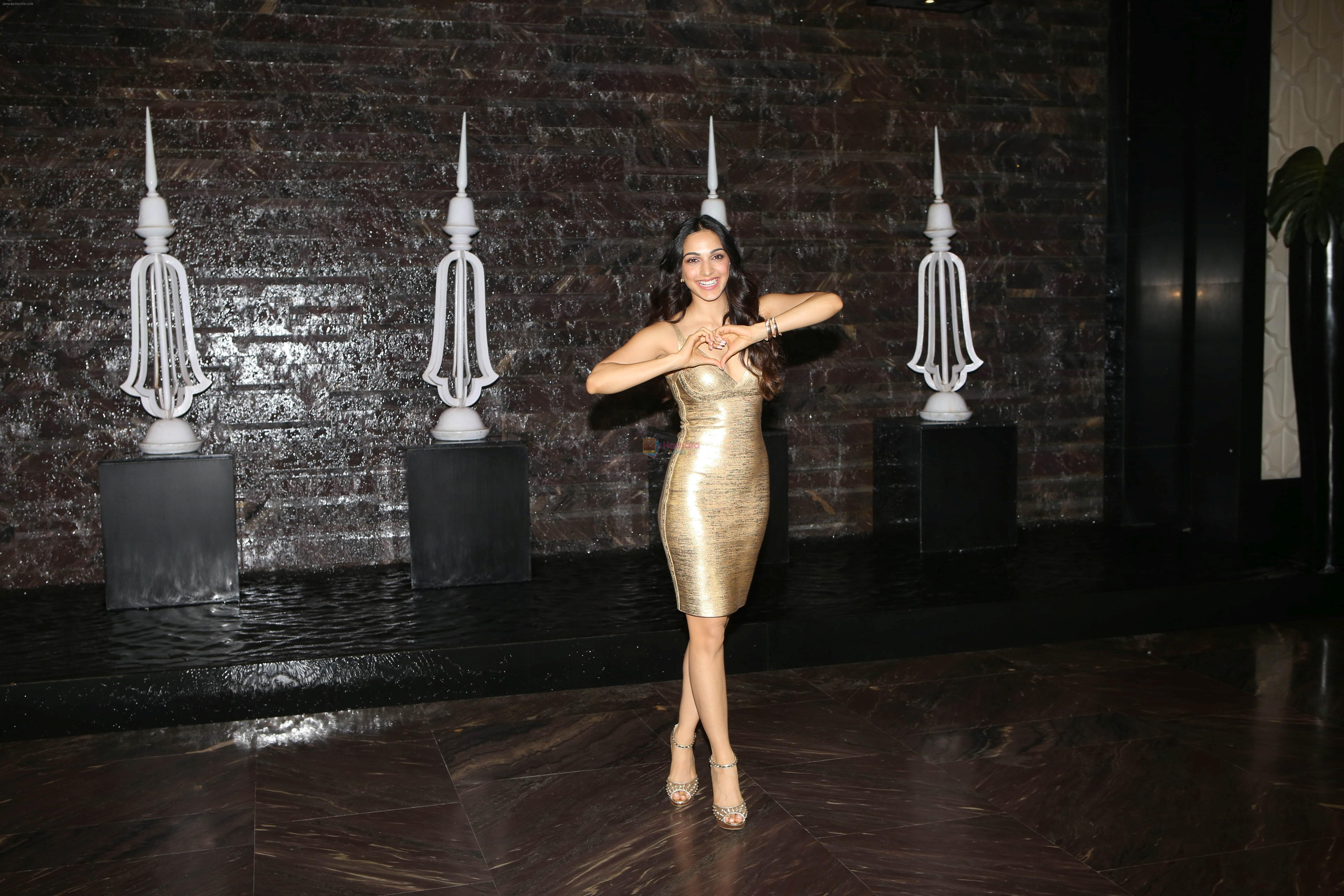 Kiara Advani's Birthday Party in St Regis Hotel In Lower Parel on 31st July 2018