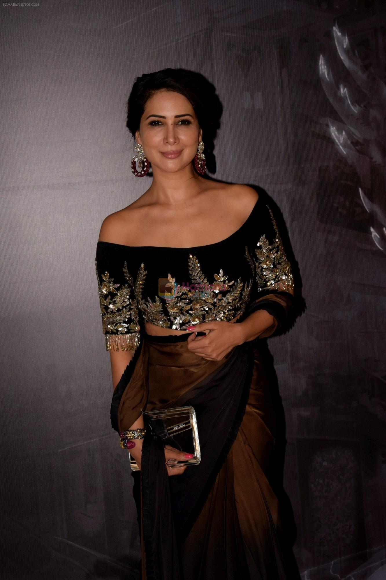 Kim Sharma at Red Carpet for Manish Malhotra new collection Haute Couture on 1st Aug 2018