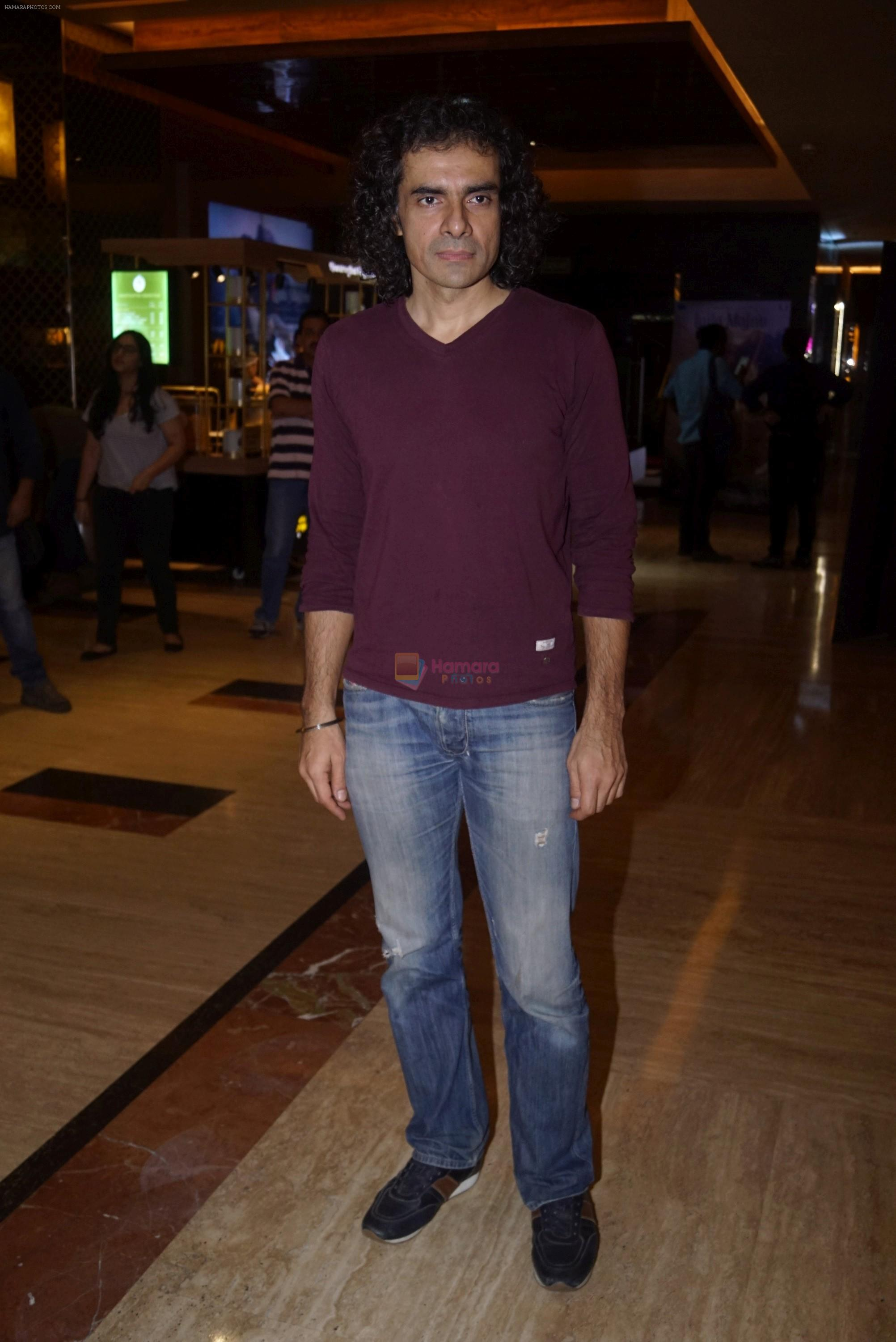 Imtiaz Ali at the Trailer Launch Of Film Laila Majnu on 6th Aug 2018