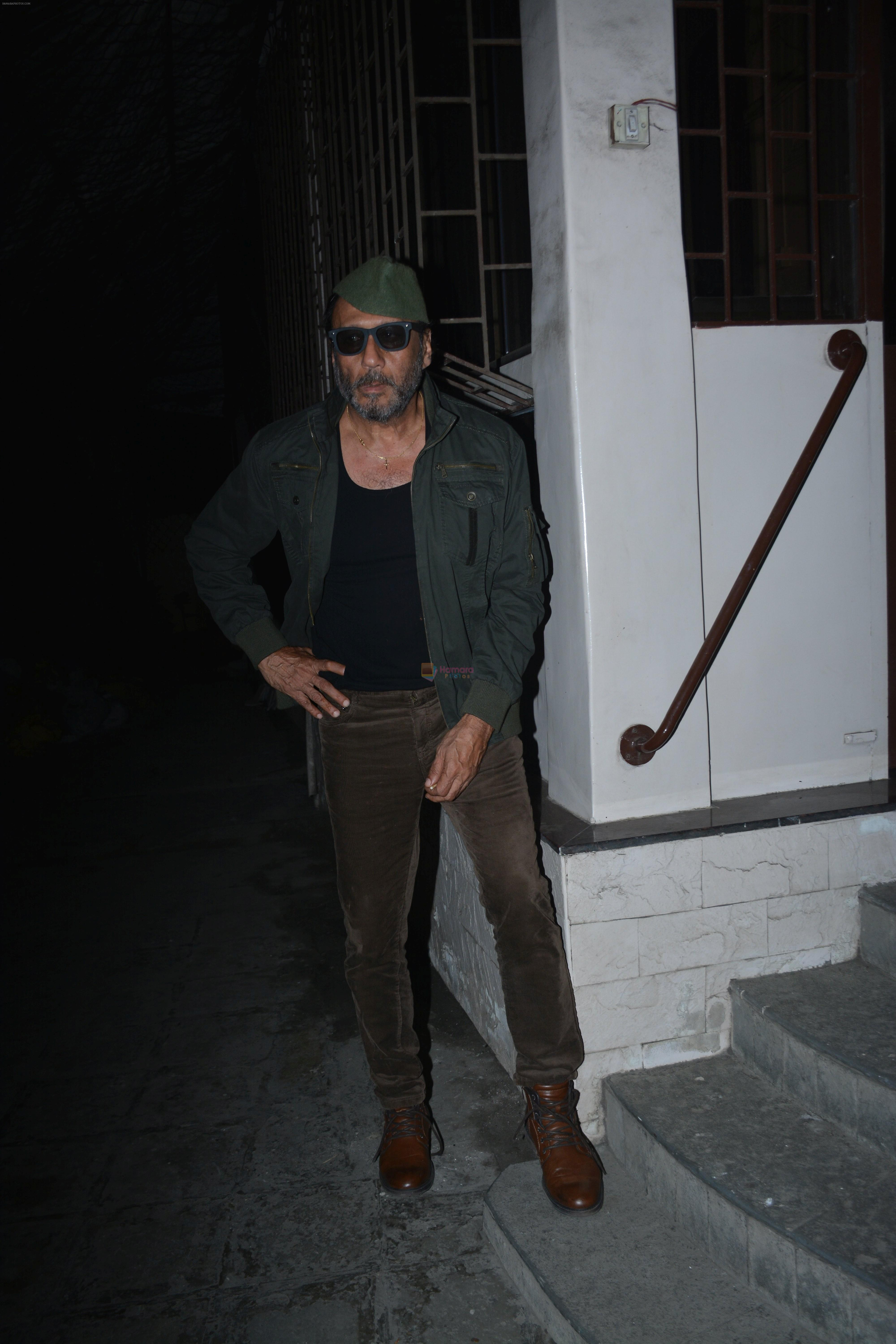Jackie Shroff Spotted At Bandra on 9th Aug 2018