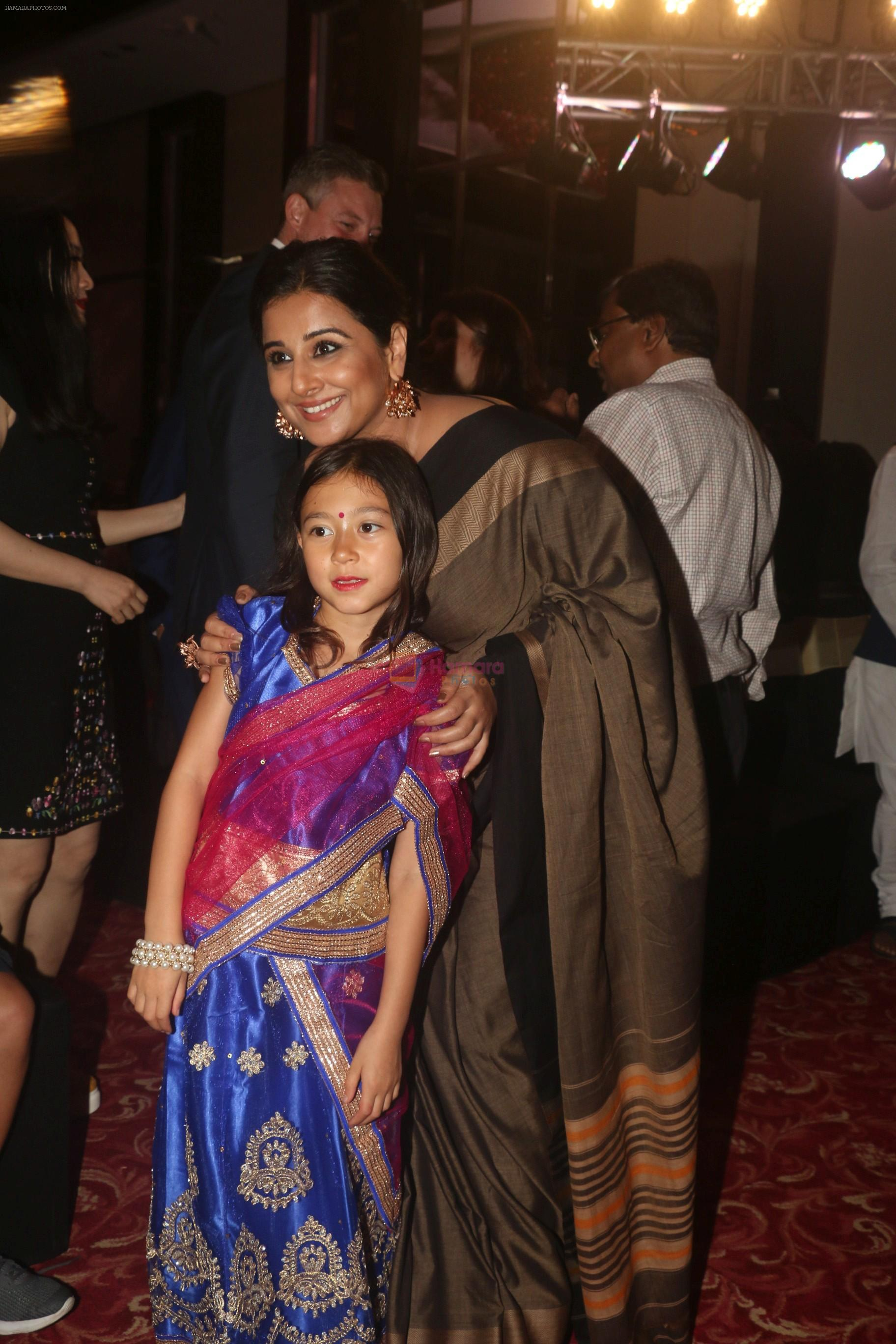 Vidya Balan At The Launch Of Malta Film Festival in Trident Bkc on 9th Aug 2018