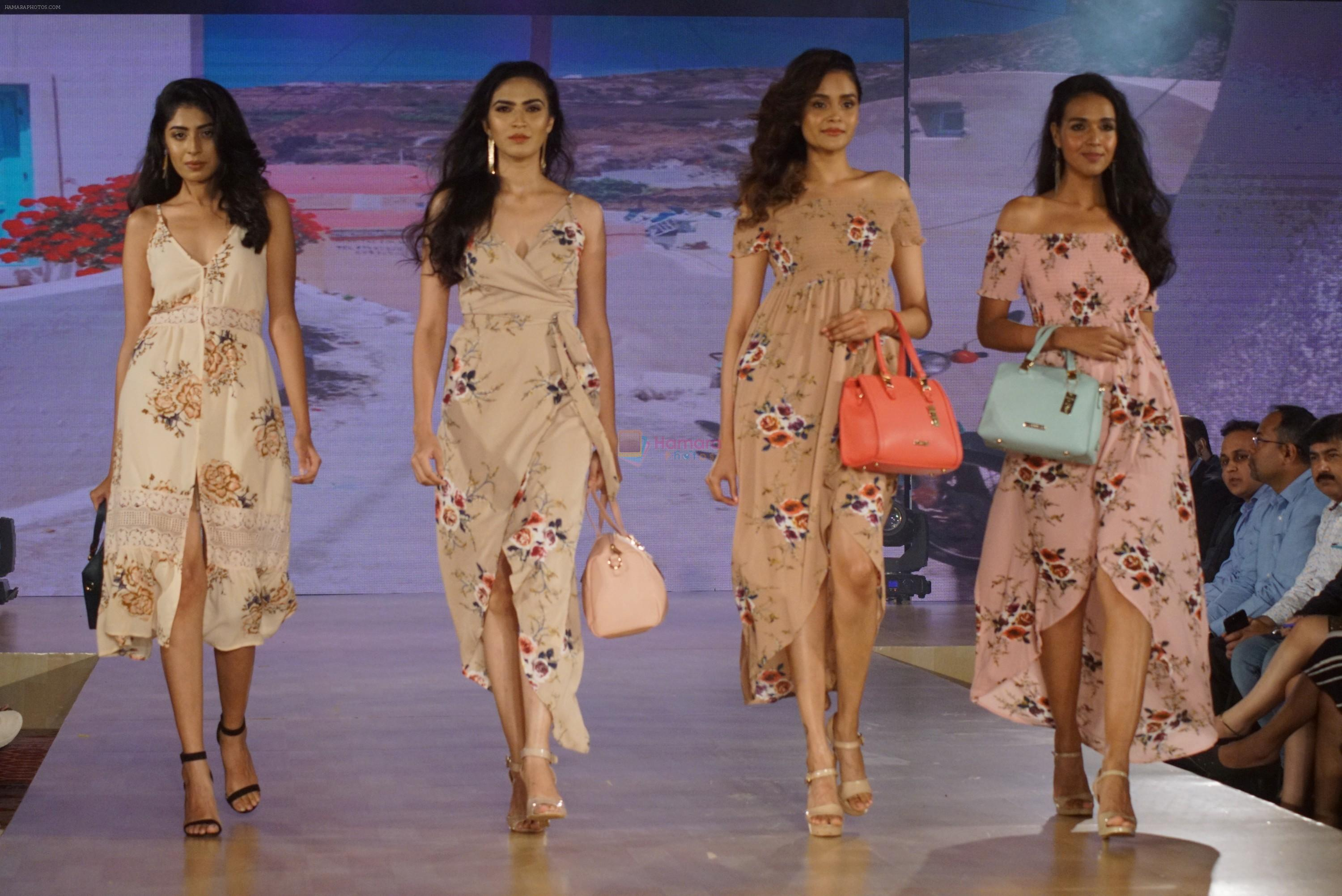 at the launch of Caprese bags new collection in Mumbai on Aug 13, 2018