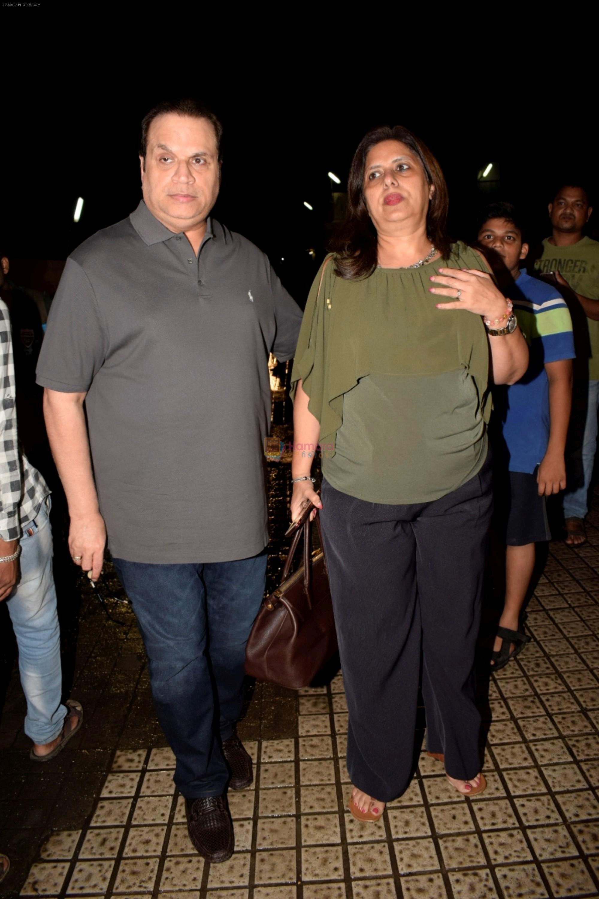 Ramesh Taurani at the Screening of Gold in pvr juhu on 14th Aug 2018