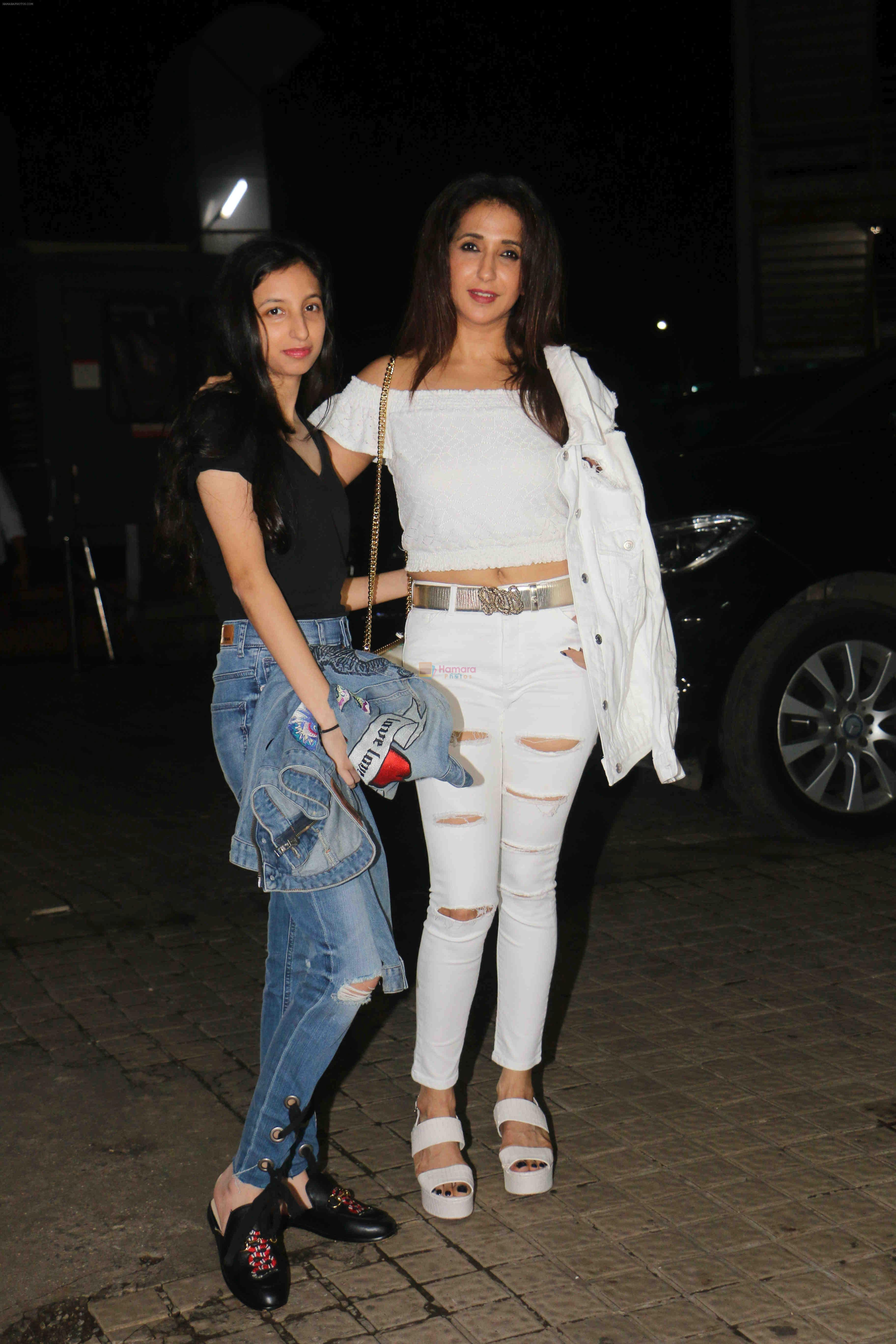 Krishika Lulla at the Screening of film Stree in pvr juhu on 30th Aug 2018