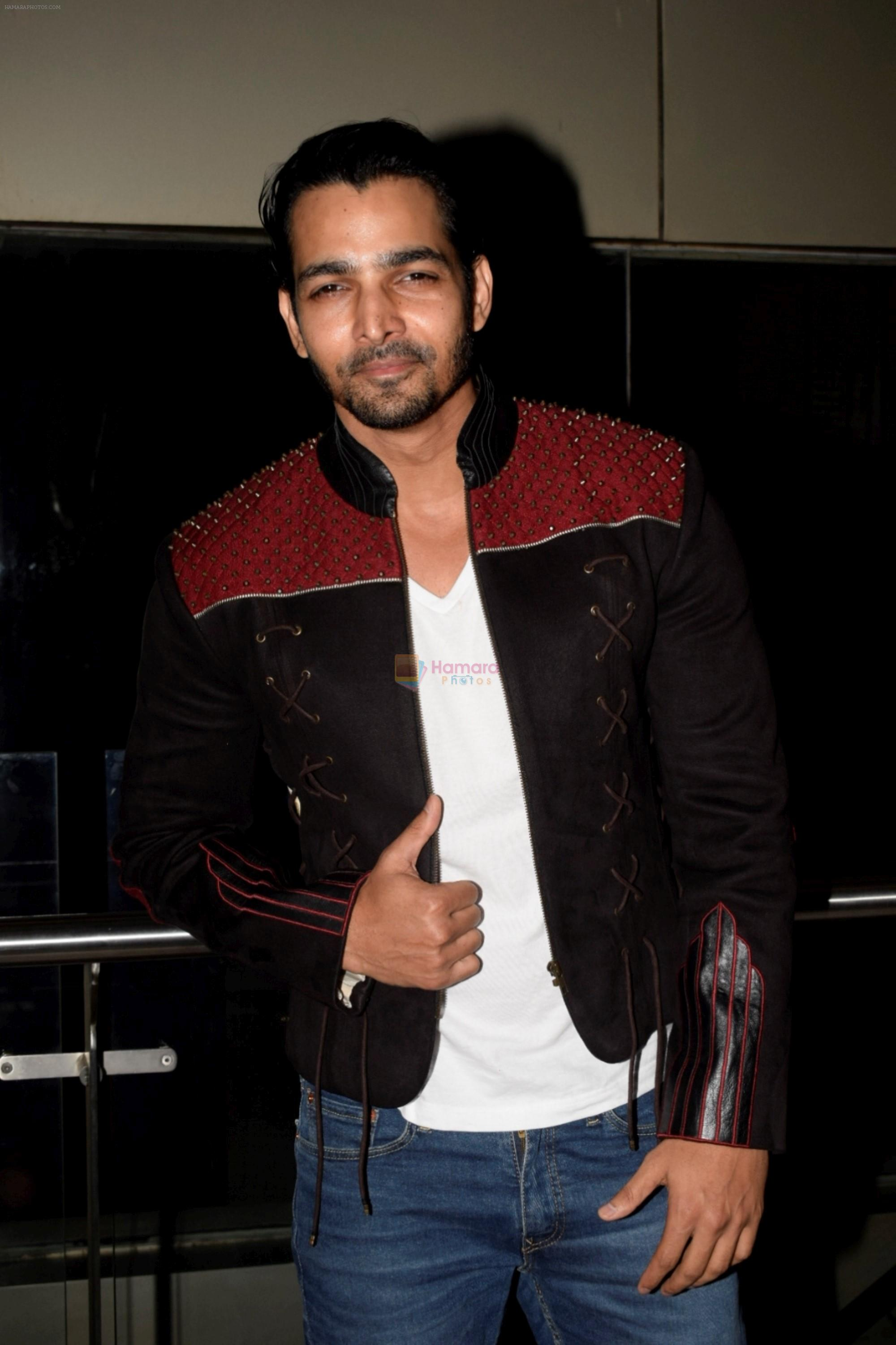 Harshvardhan Rane at the Screening Of Paltan on 6th Sept 2018