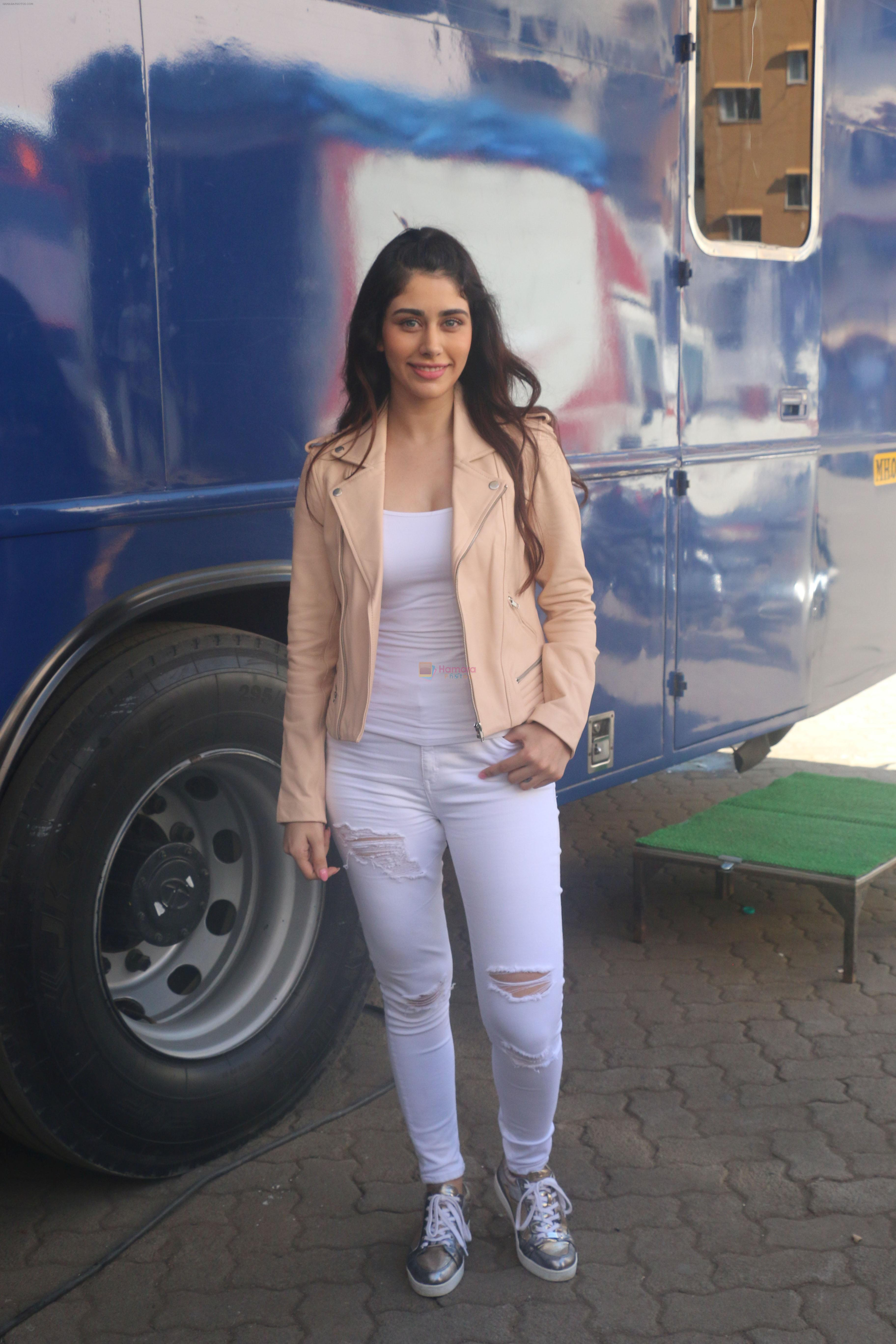 Warina Hussain during media interaction for film Loveratri in Mehboob studio, bandra on 17th Sept 2018