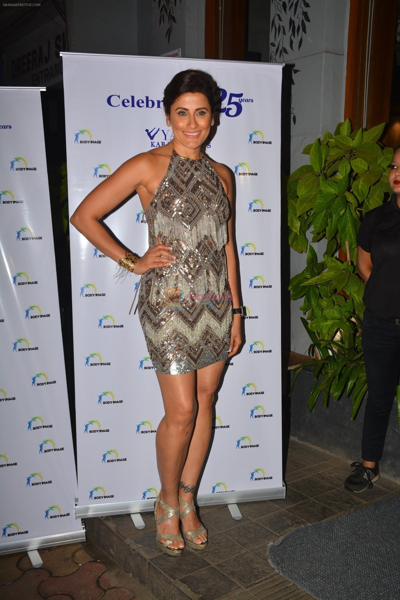 Yasmin at the celebration of Yasmin Karachiwala's 25years in Fitness Training At Bandra on 23rd Sept 2018
