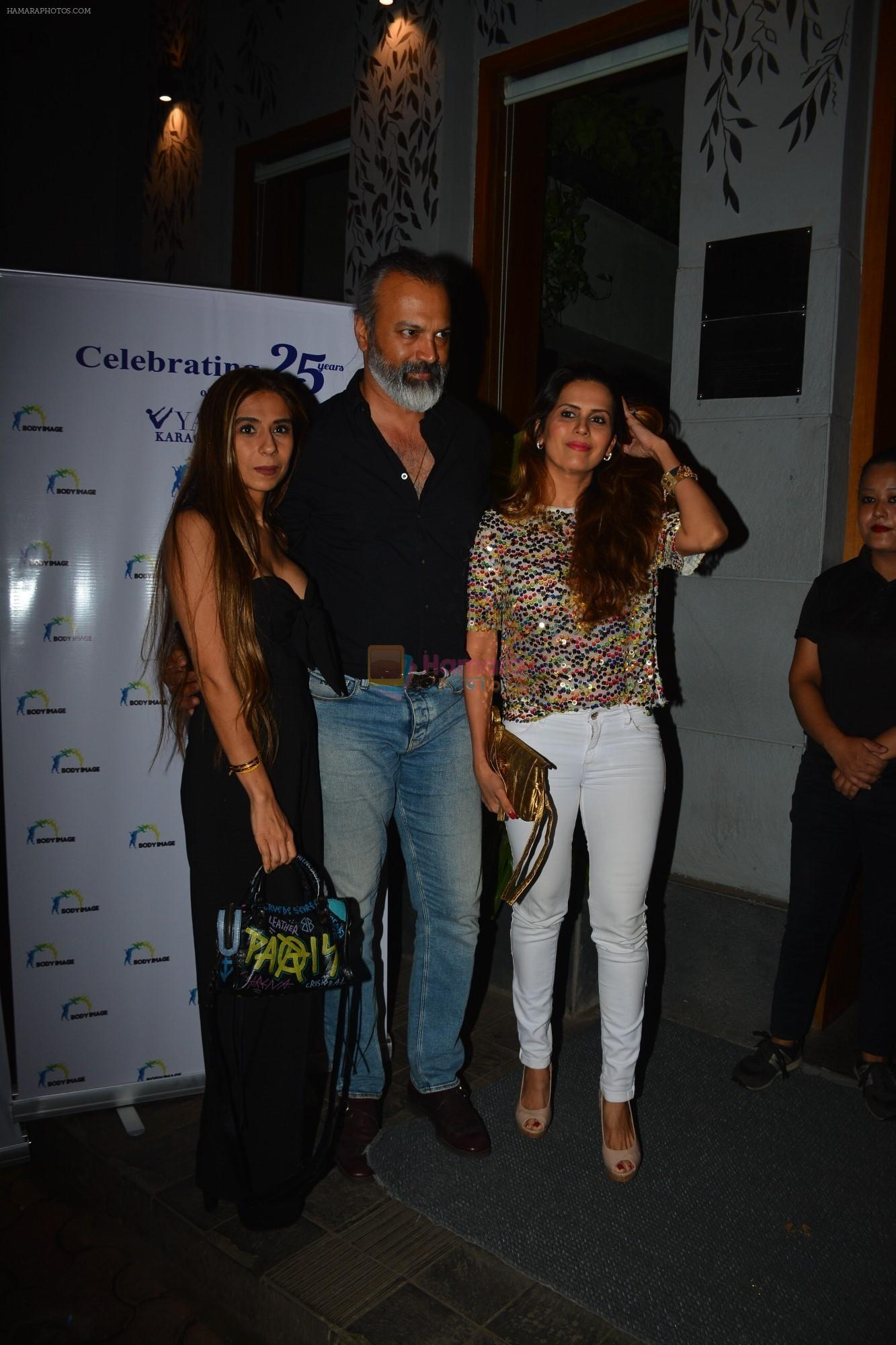 at the celebration of Yasmin Karachiwala's 25years in Fitness Training At Bandra on 23rd Sept 2018