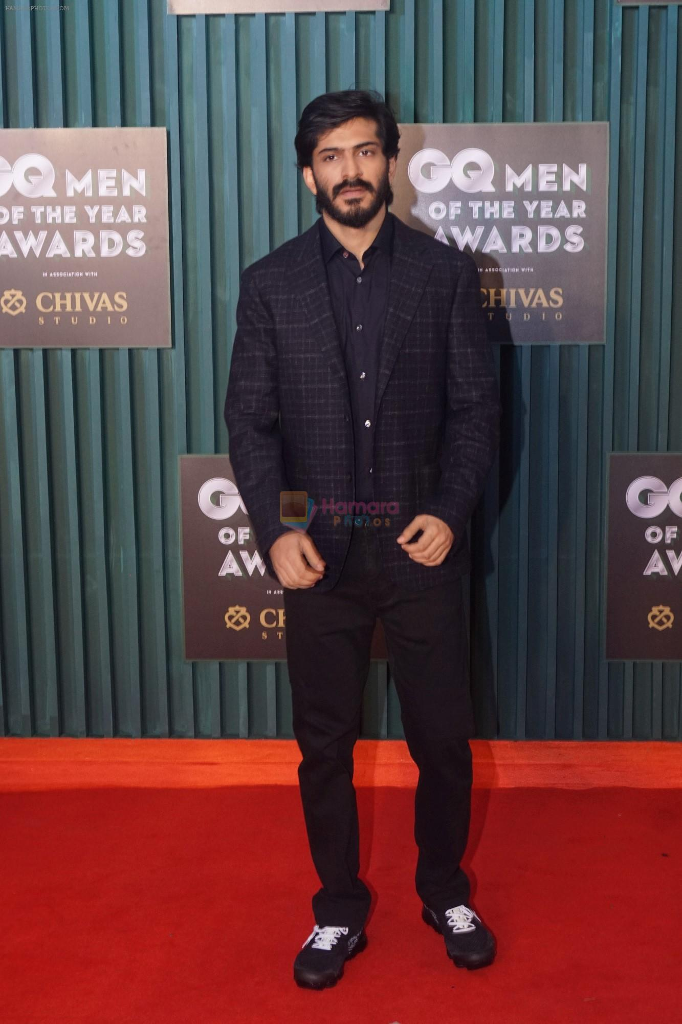 Harshvardhan Kapoor at GQ Men of the Year Awards 2018 on 27th Sept 2018