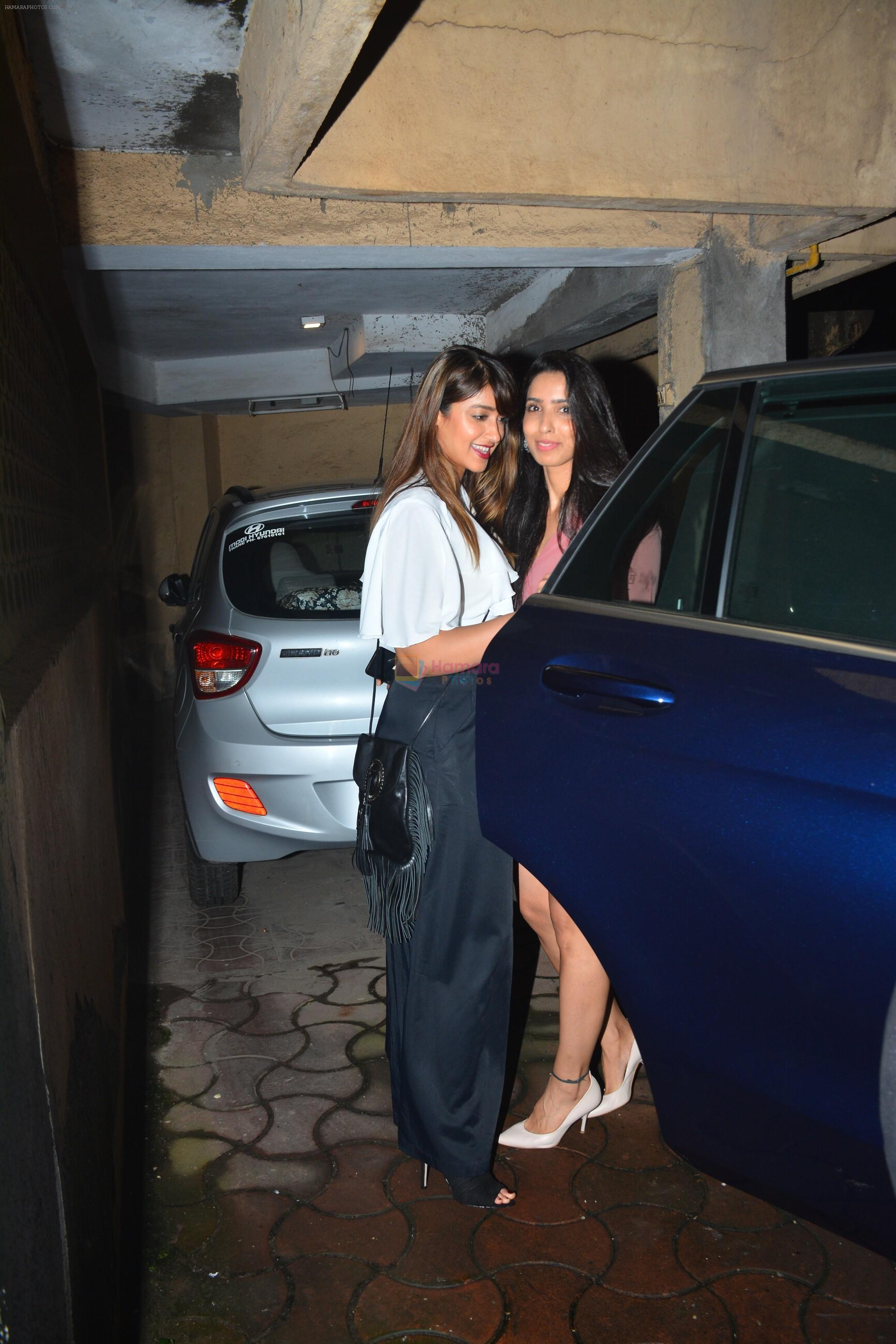 Ileana D'Cruz with husband spotted at bandra on 30th Sept 2018