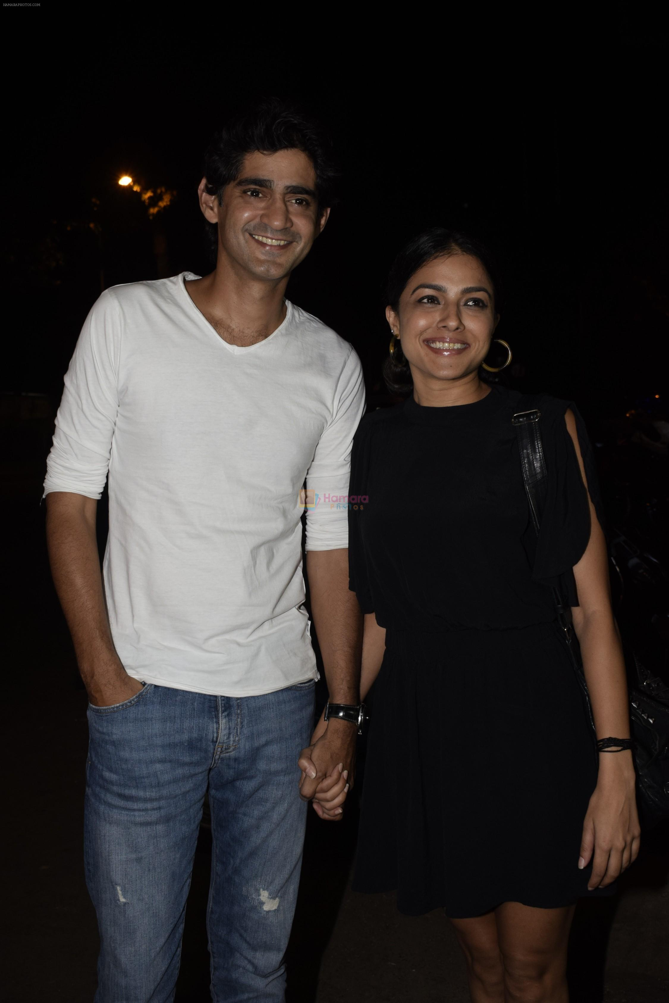 Gaurav Kapoor at Soha Ali Khan's birthday party in Bastian, bandra on 3rd Oct 2018