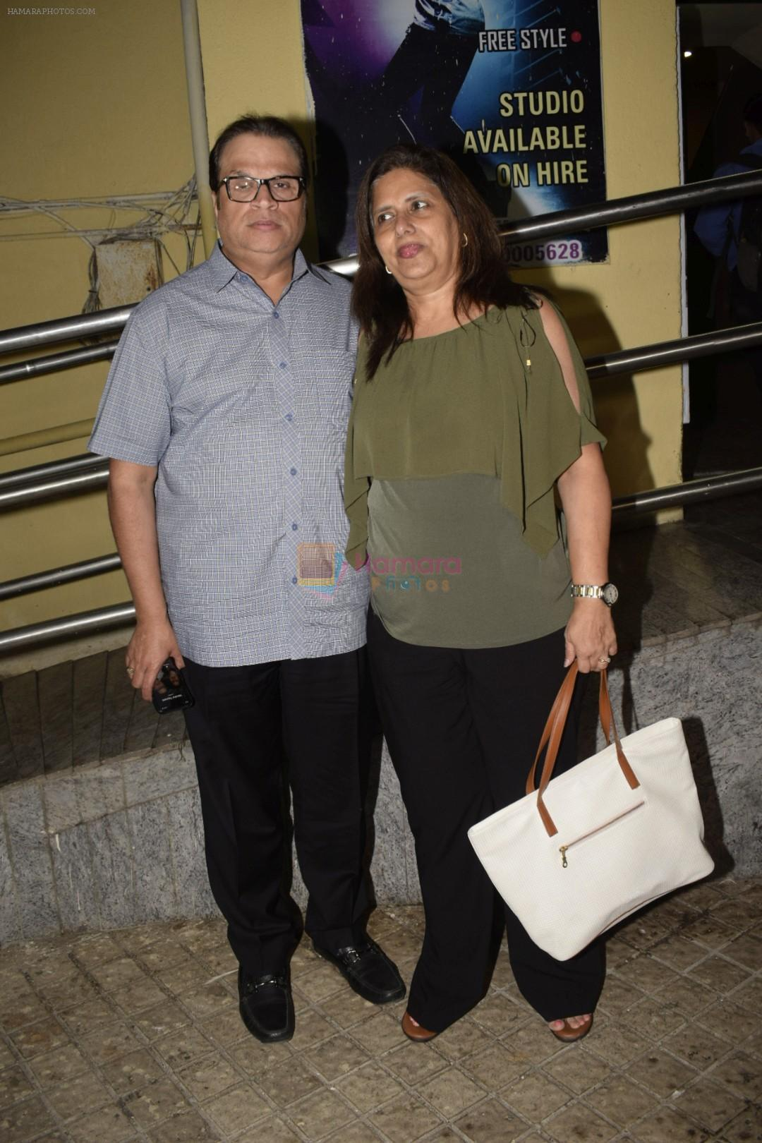 Ramesh Taurani at the Screening of Badhaai Ho in pvr juhu on 17th Oct 2018