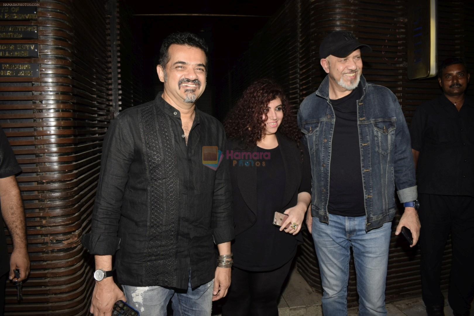 Ehsaan Morani, Loy Mendonsa at Wrapup party of film Manikarnika in Estella juhu on 16th Oct 2018