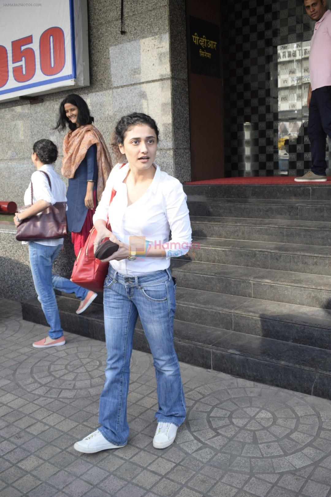 Ragini Khanna Spotted At Pvr Ecx In Andheri on 19th Oct 2018