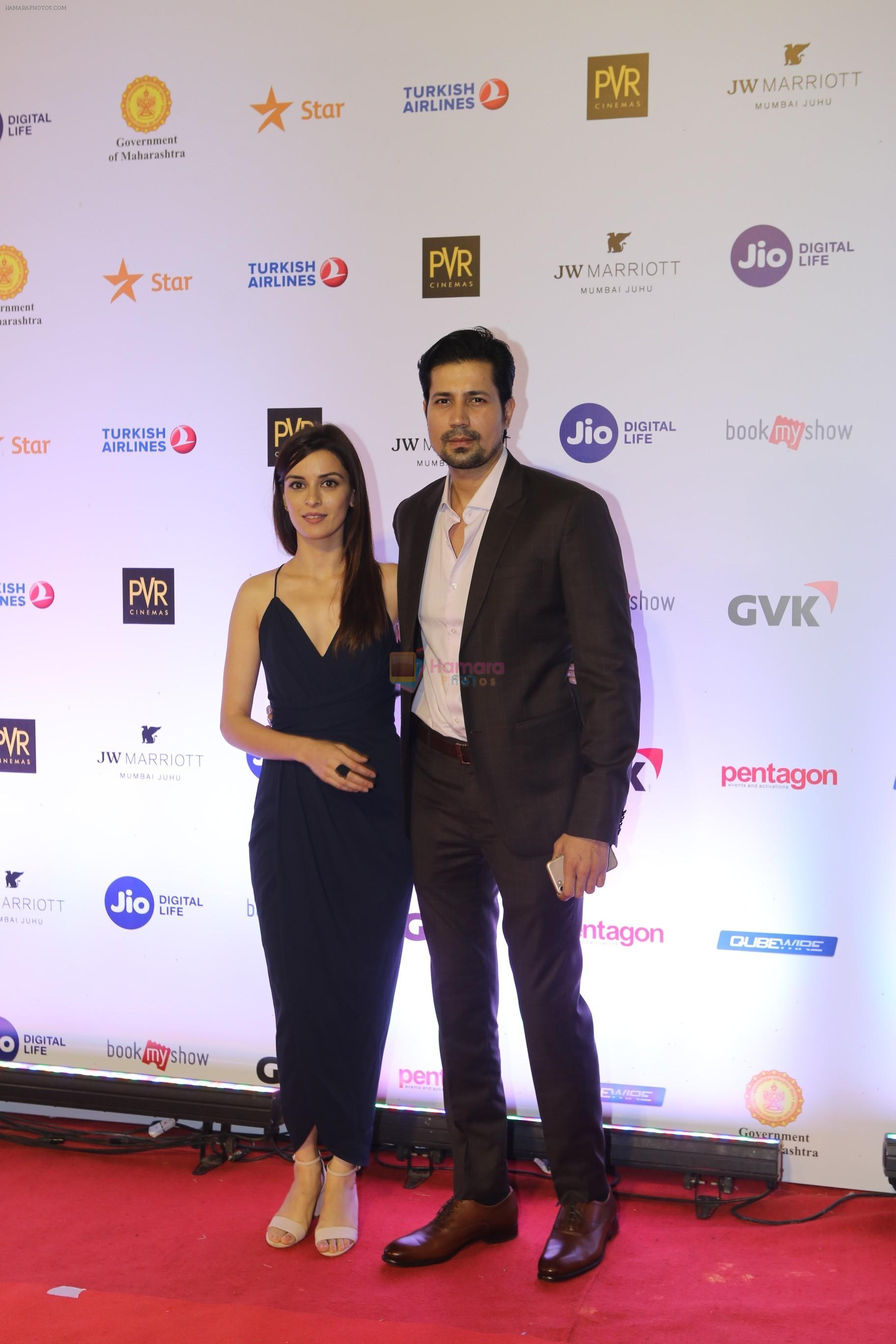 Sumeet Vyas at the Opening ceremony of Mami film festival in Gateway of India on 25th Oct 2018