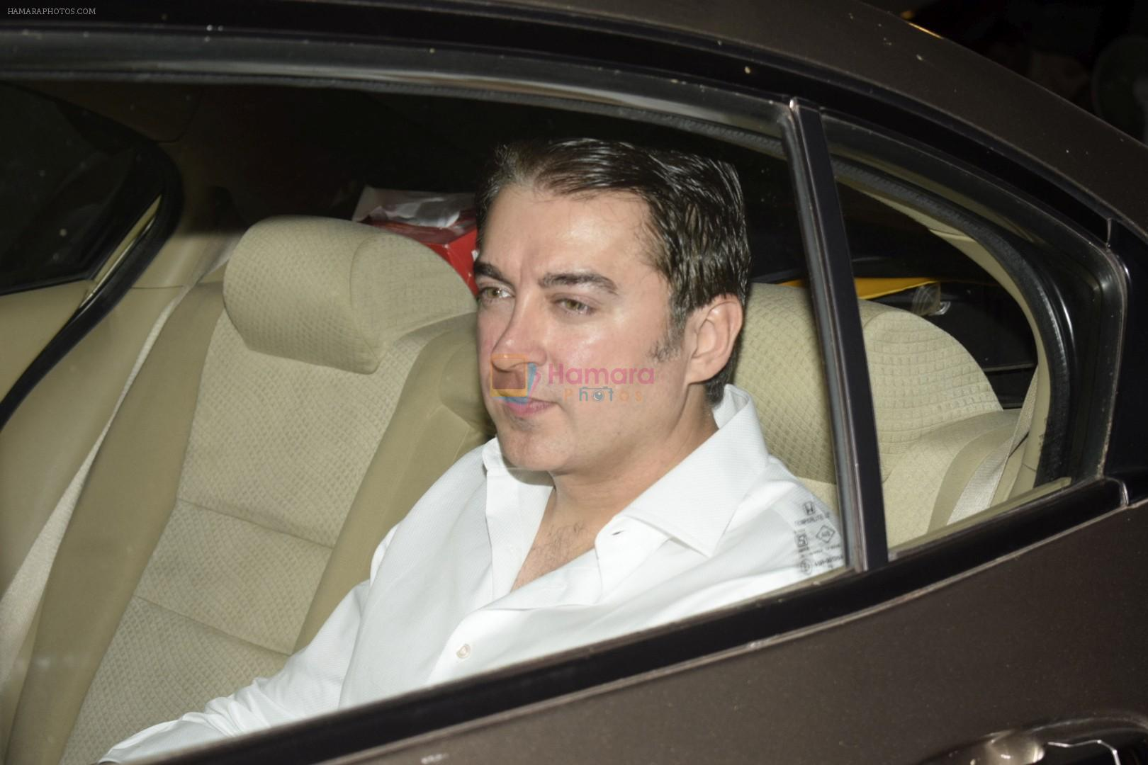 Jugal Hansraj at Karan Johar's House Party in Bandra on 26th Oct 2018