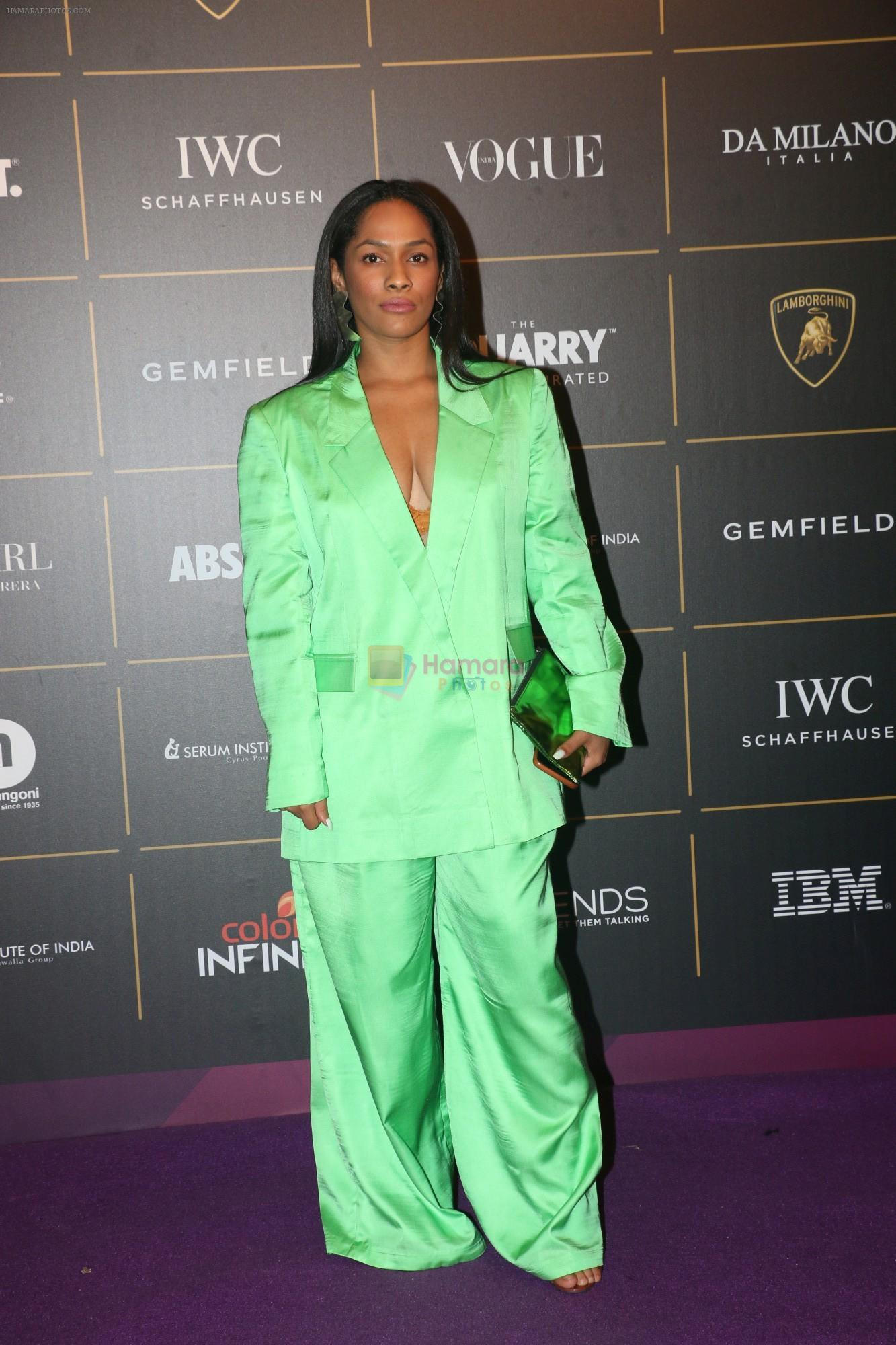 Masaba at The Vogue Women Of The Year Awards 2018 on 27th Oct 2018