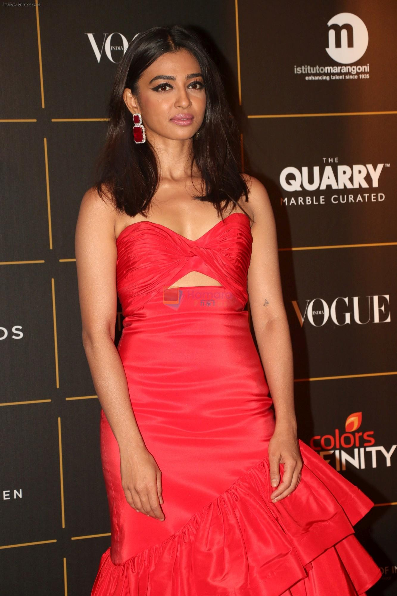 Radhika Apte at The Vogue Women Of The Year Awards 2018 on 27th Oct 2018