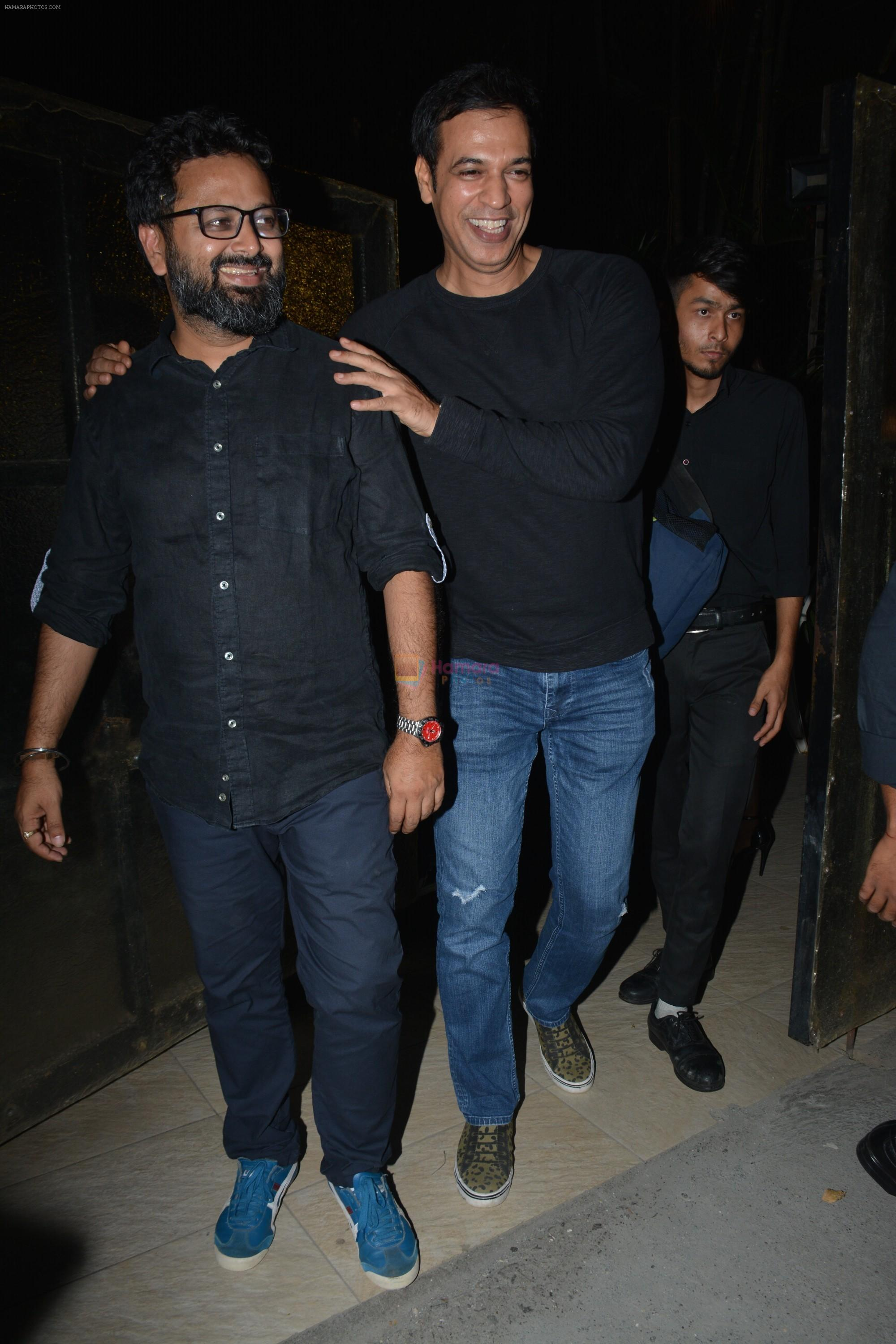 Nikhil Advani at Milap Zaveri's Birthday party on 14th Nov 2018