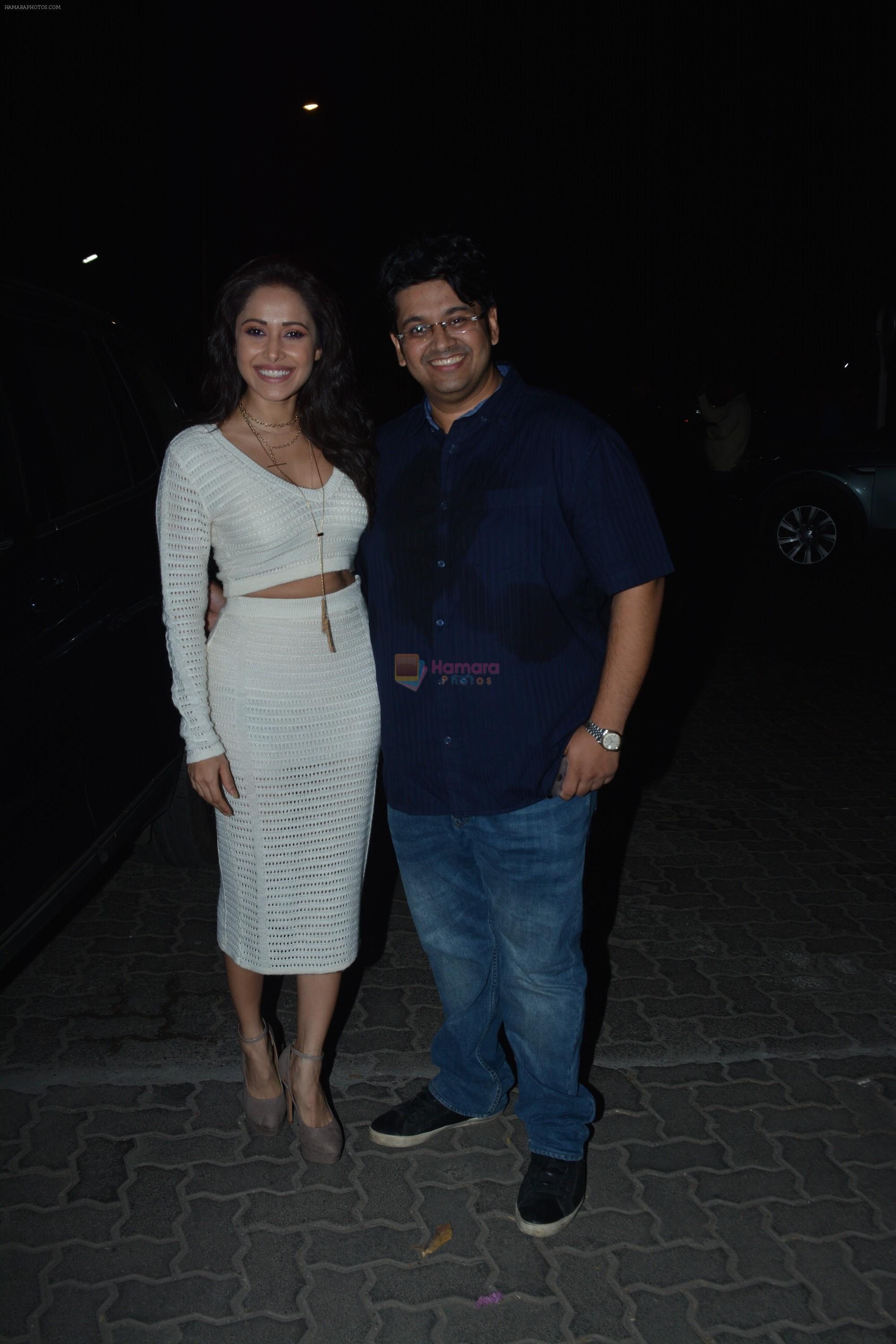 Nushrat Barucha at Milap Zaveri's Birthday party on 14th Nov 2018