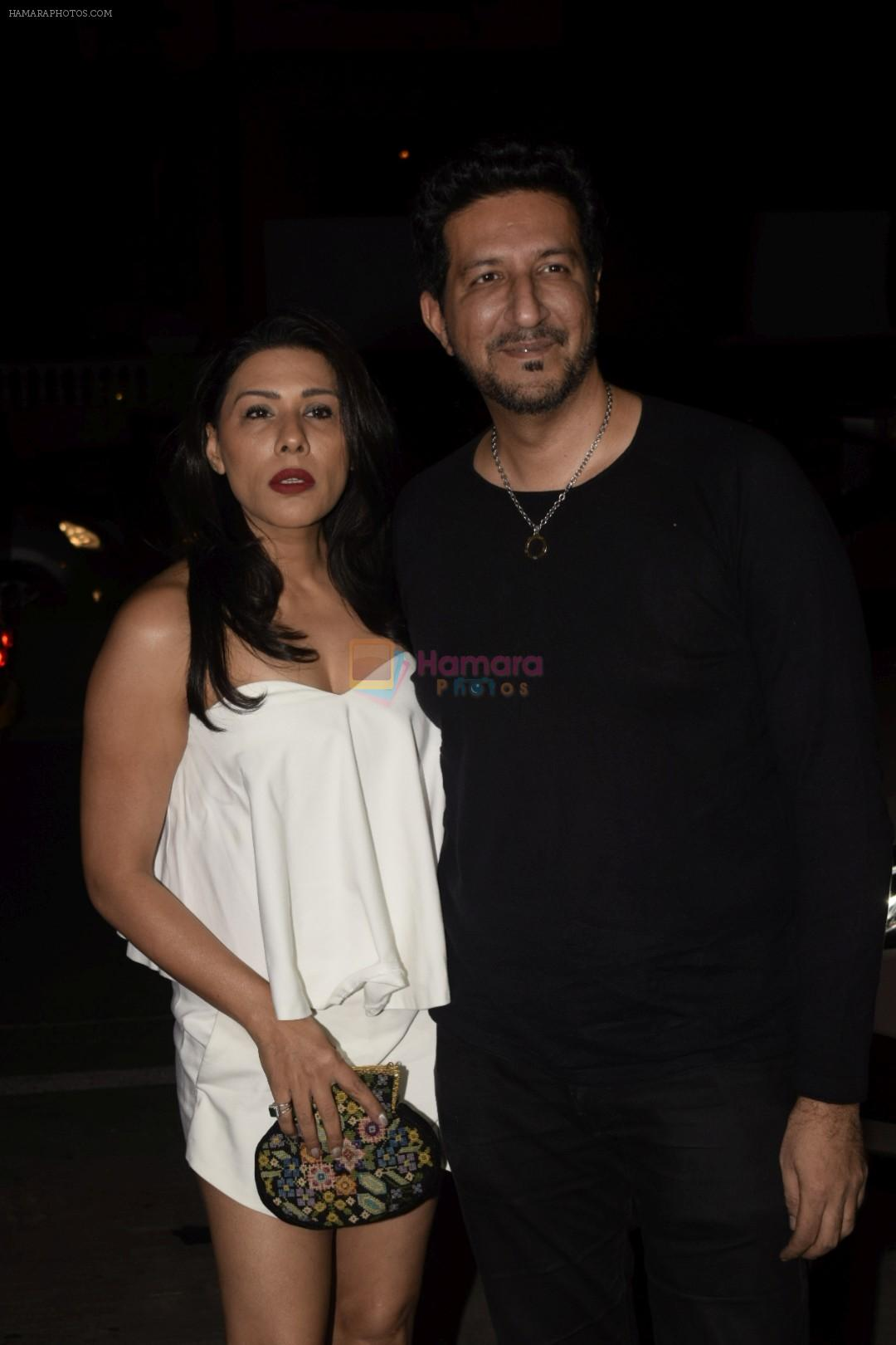 Sulaiman Merchant at the opening night of Soho Club on 15th Nov 2018