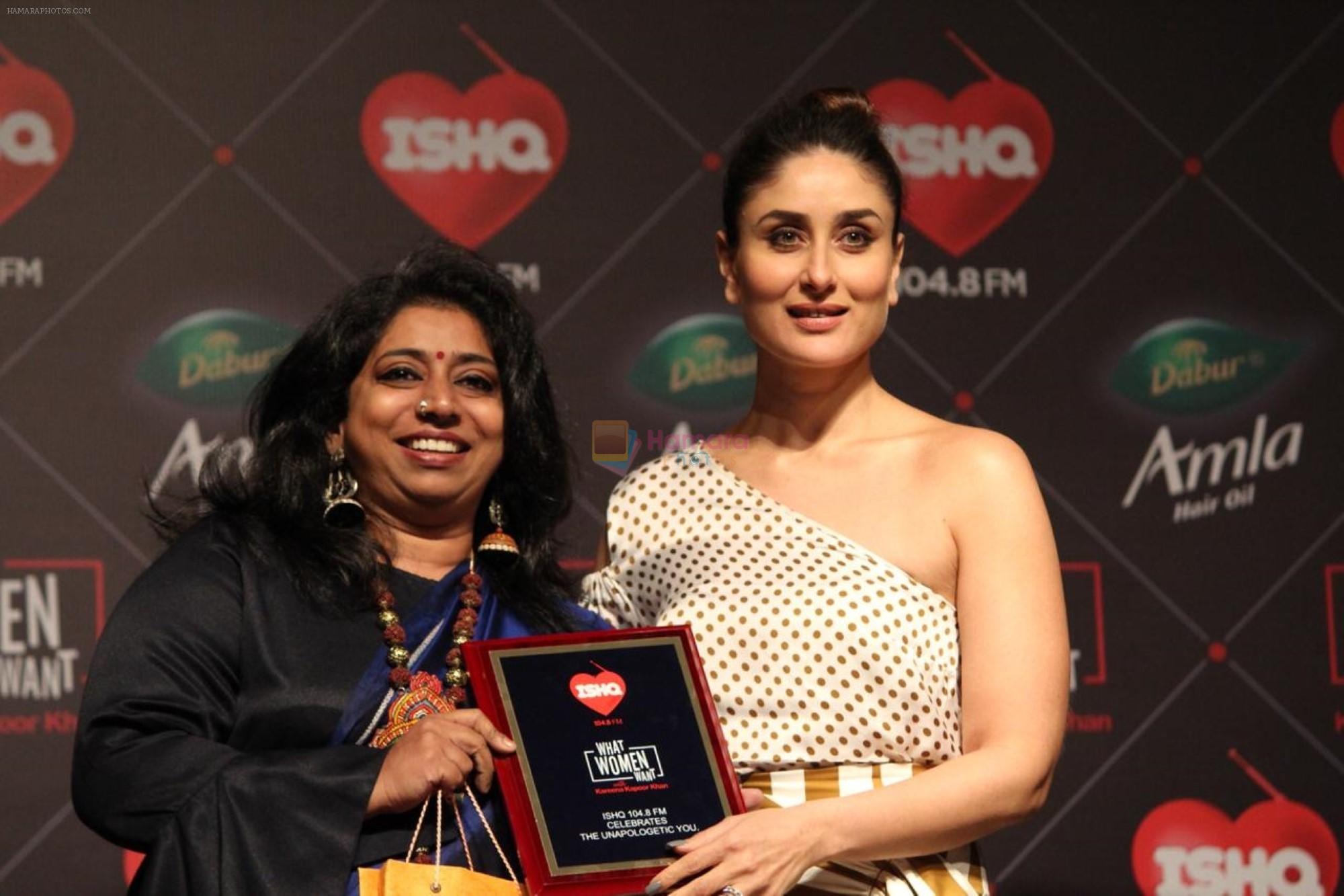 Kareena Kapoor at the Launch of Ishq 104.8 FM Upcoming Show What Women Want on 20th Nov 2018