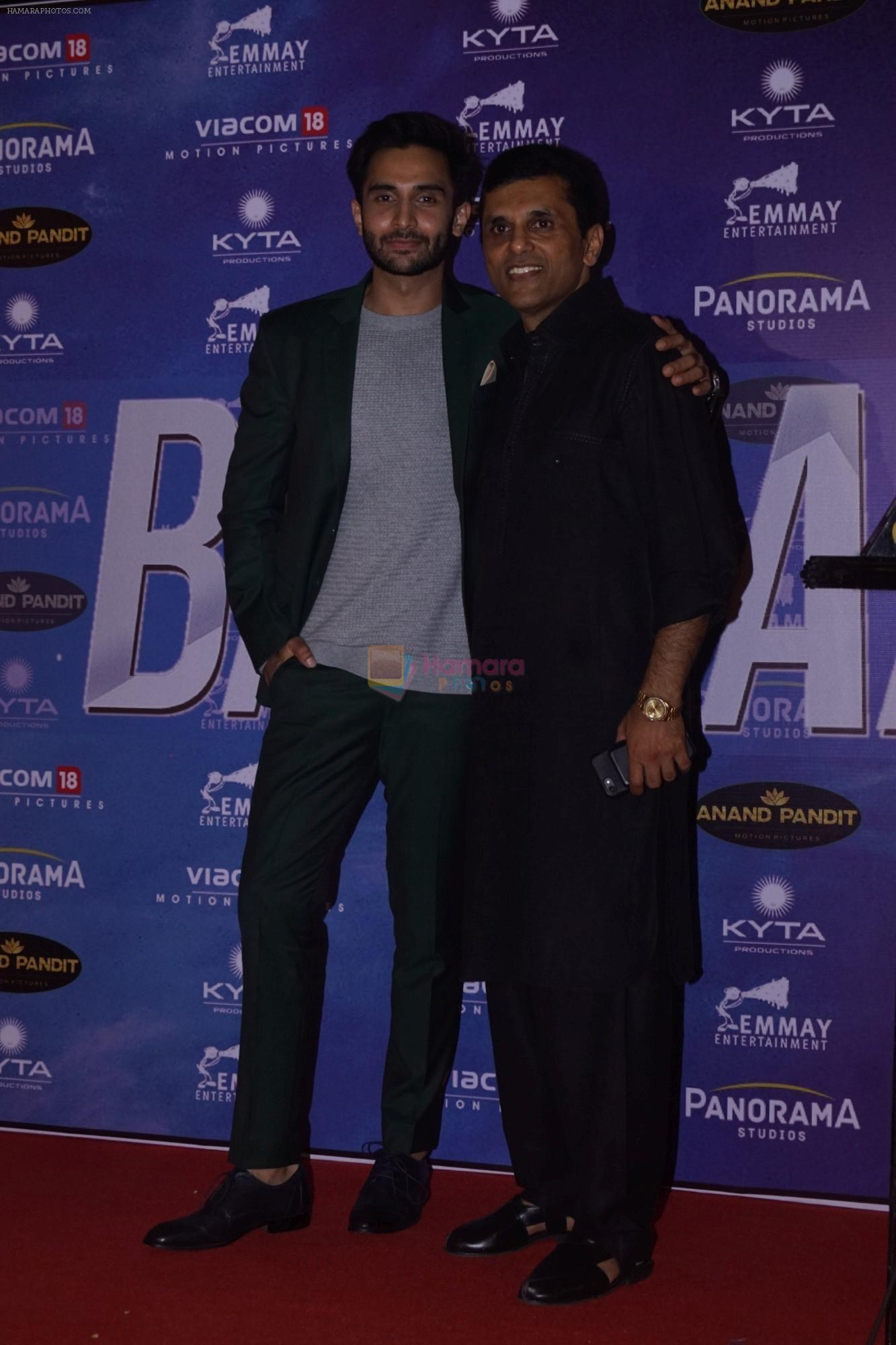 Rohan Vinod Mehra,Anand Pandit at Anand pandit Hosted Success Party of Hindi Film Baazaar on 21st Nov 2018