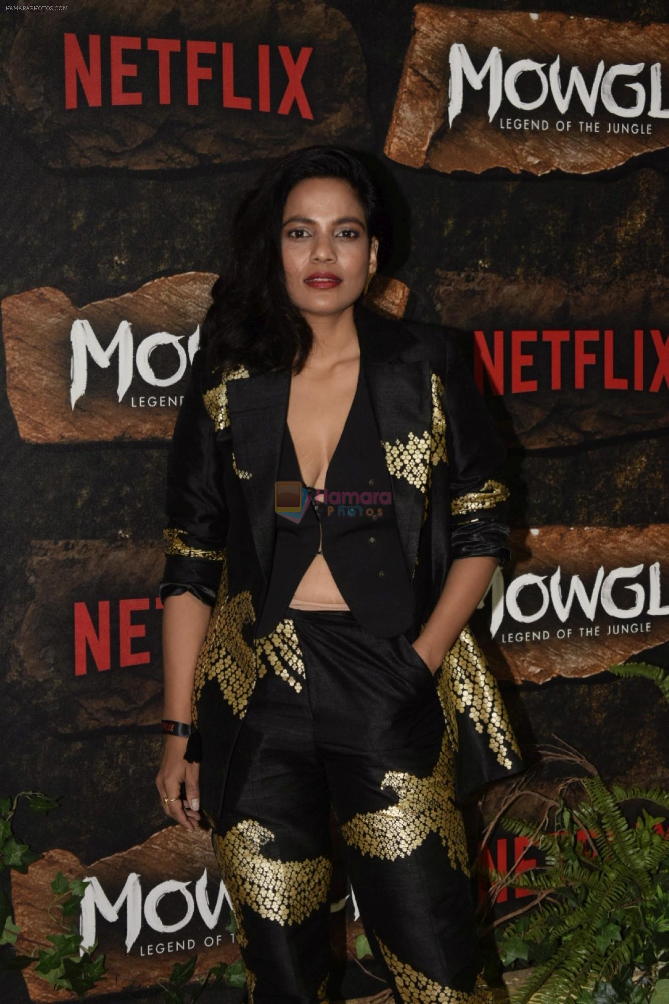 Priyanka Bose at Mowgli world premiere in Yashraj studios, Andheri on 26th Nov 2018