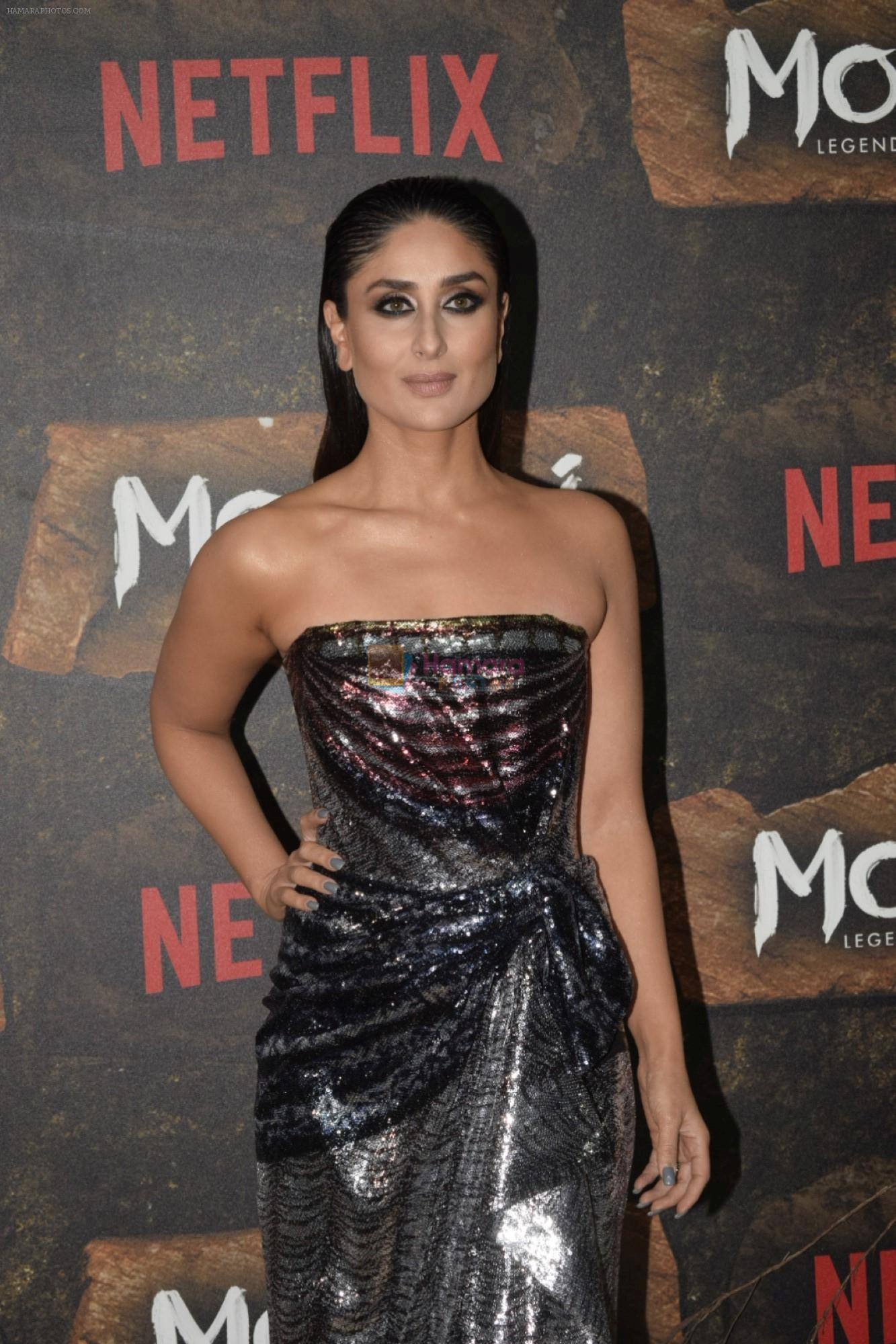 Kareena Kapoor at Mowgli world premiere in Yashraj studios, Andheri on 26th Nov 2018