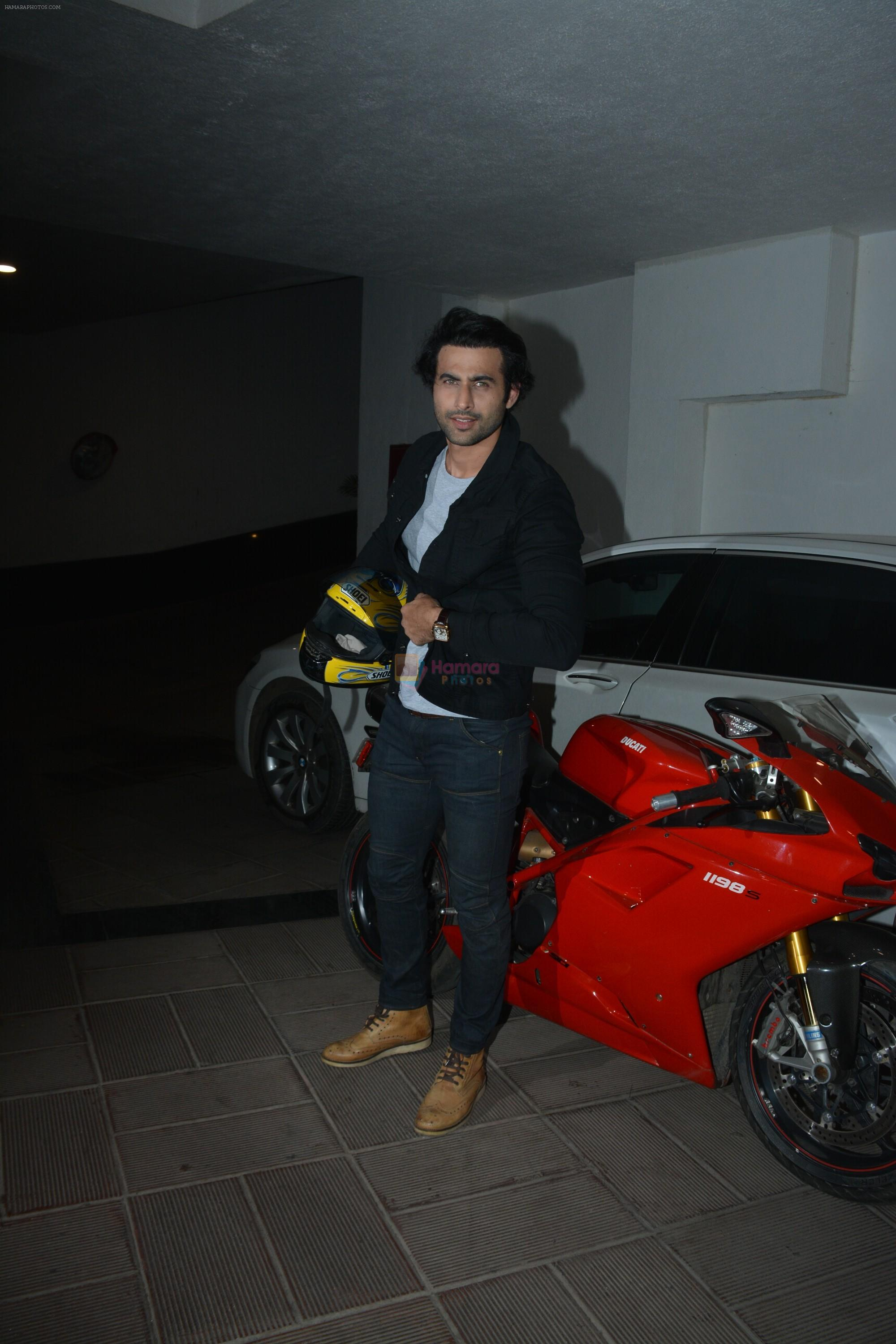 Freddy Daruwala at Manish Malhotra's birthday party at his bandra residence on 4th Dec 2018