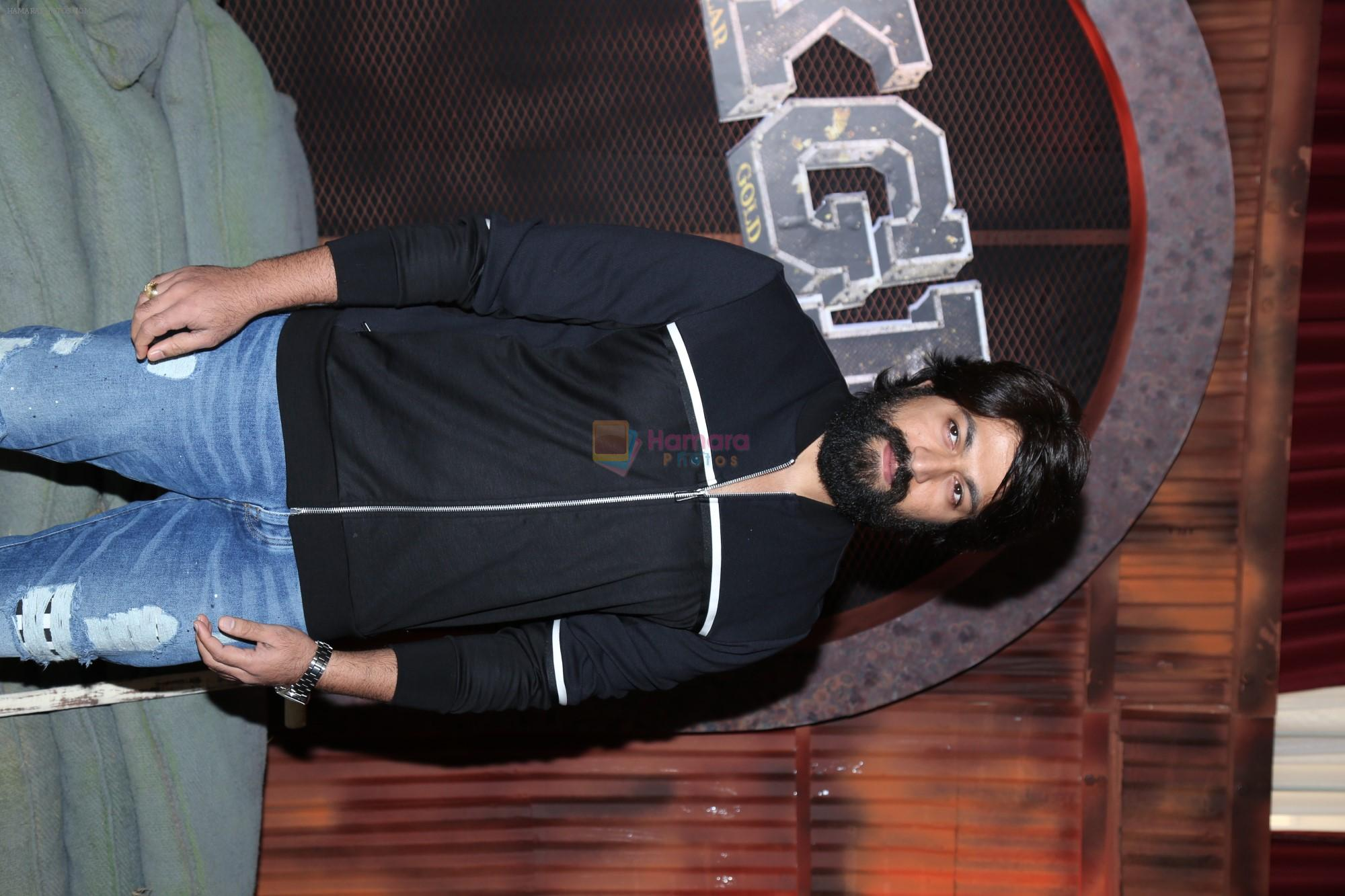 Yash at the Trailer Launch Of Film KGF on 5th Nov 2018
