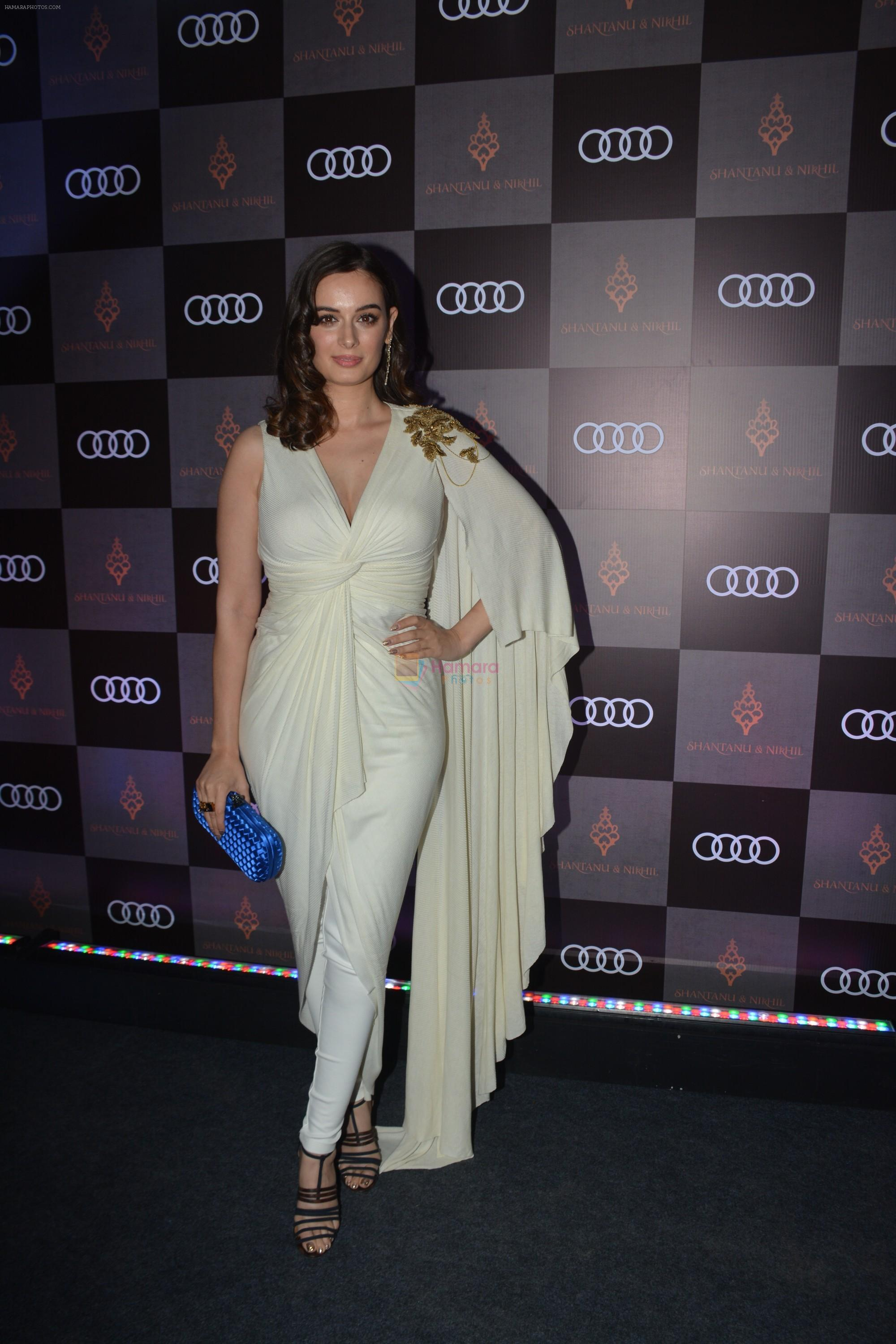 Evelyn Sharma at Shantanu Nikhil Store Launch in Bandra on 8th Dec 2018