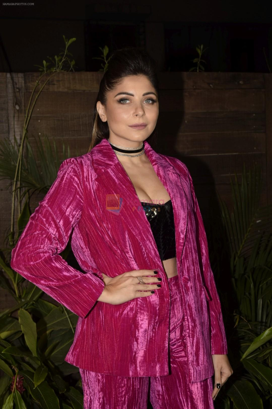 Kanika Kapoor at the launch of Bumble at Soho House in ...