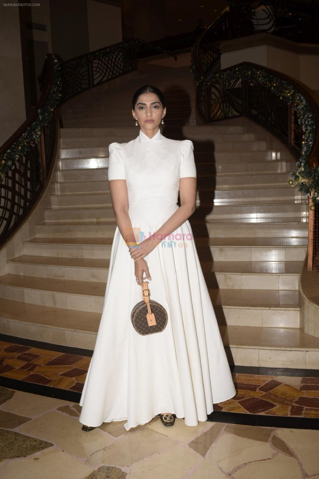 Sonam Kapoor at the Launch of thrivein's Believe Series on 11th Dec 2018