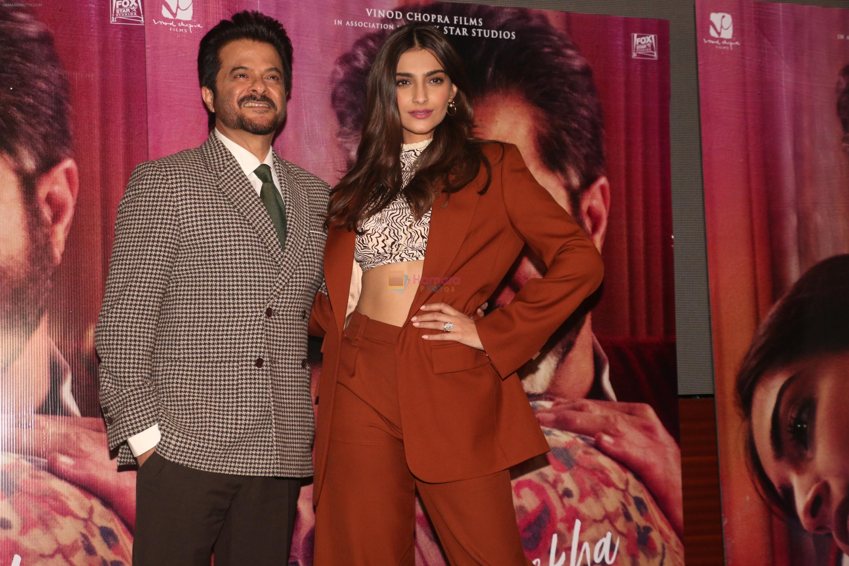 Sonam Kapoor at Anil Kapoor's birthday party in bkc on 25th Dec 2018