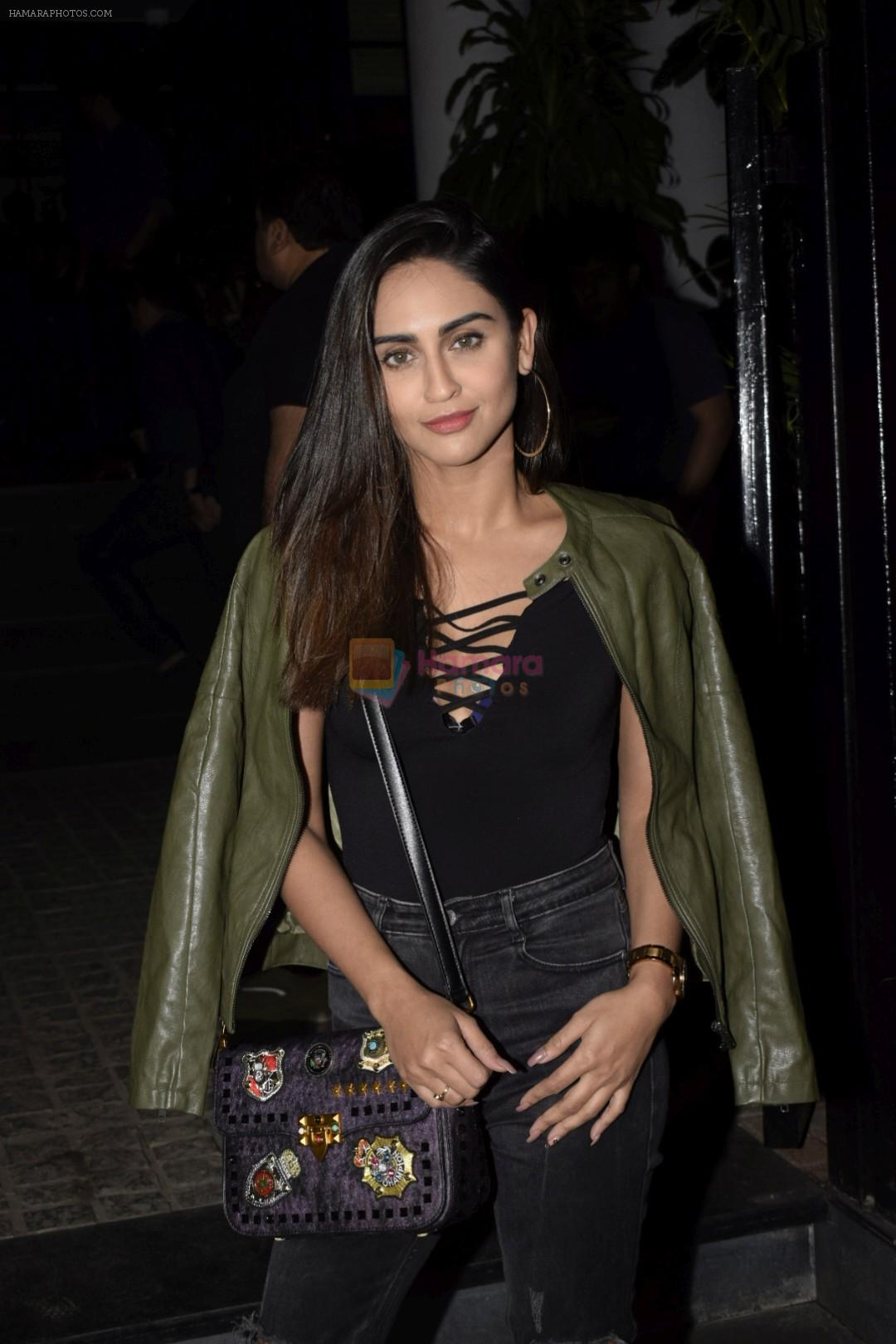 Krystal Dsouza spotted at Soho House juhu on 18th Jan 2019