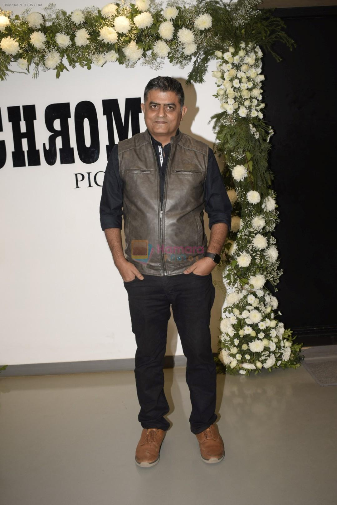 Gajraj Rao at Badhaai Ho success & Chrome picture's15th anniversary in andheri on 19th Jan 2019
