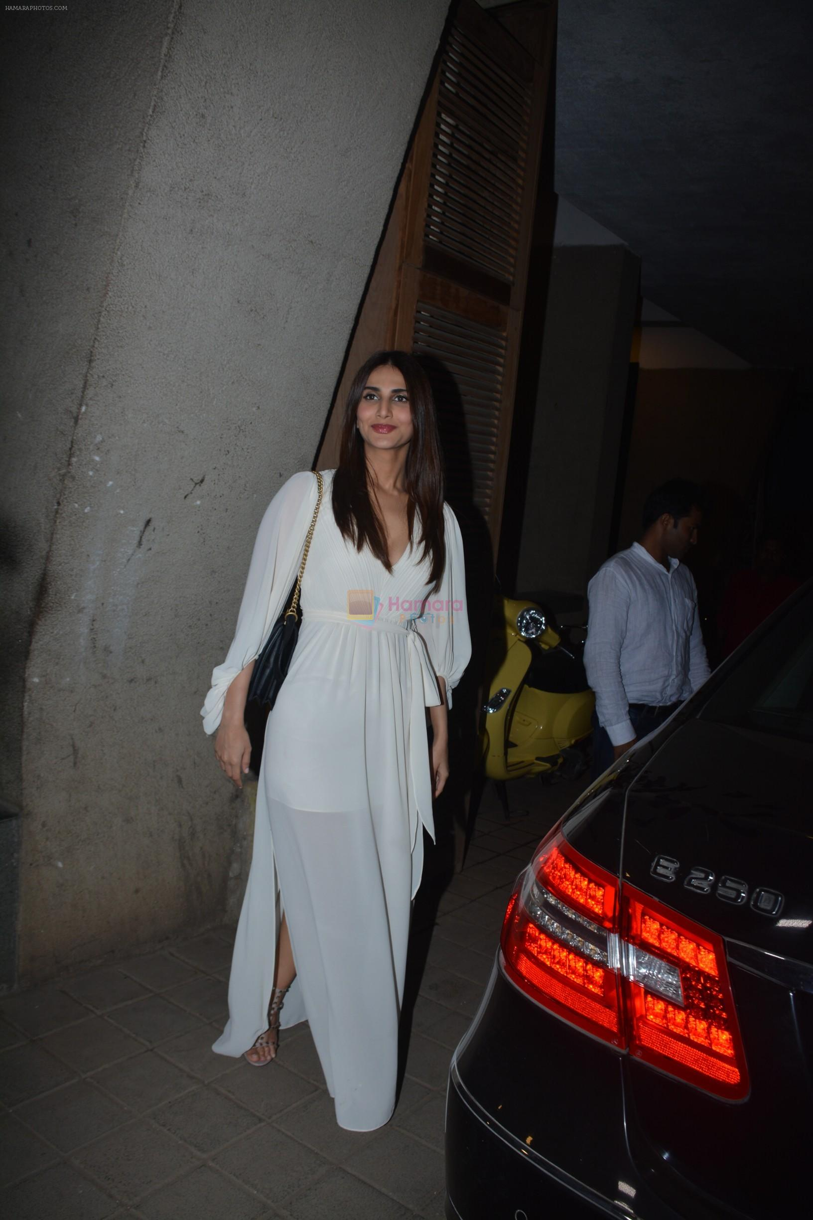Vaani Kapoor at Punit Malhotra's Party in Bandra on 20th Jan 2019