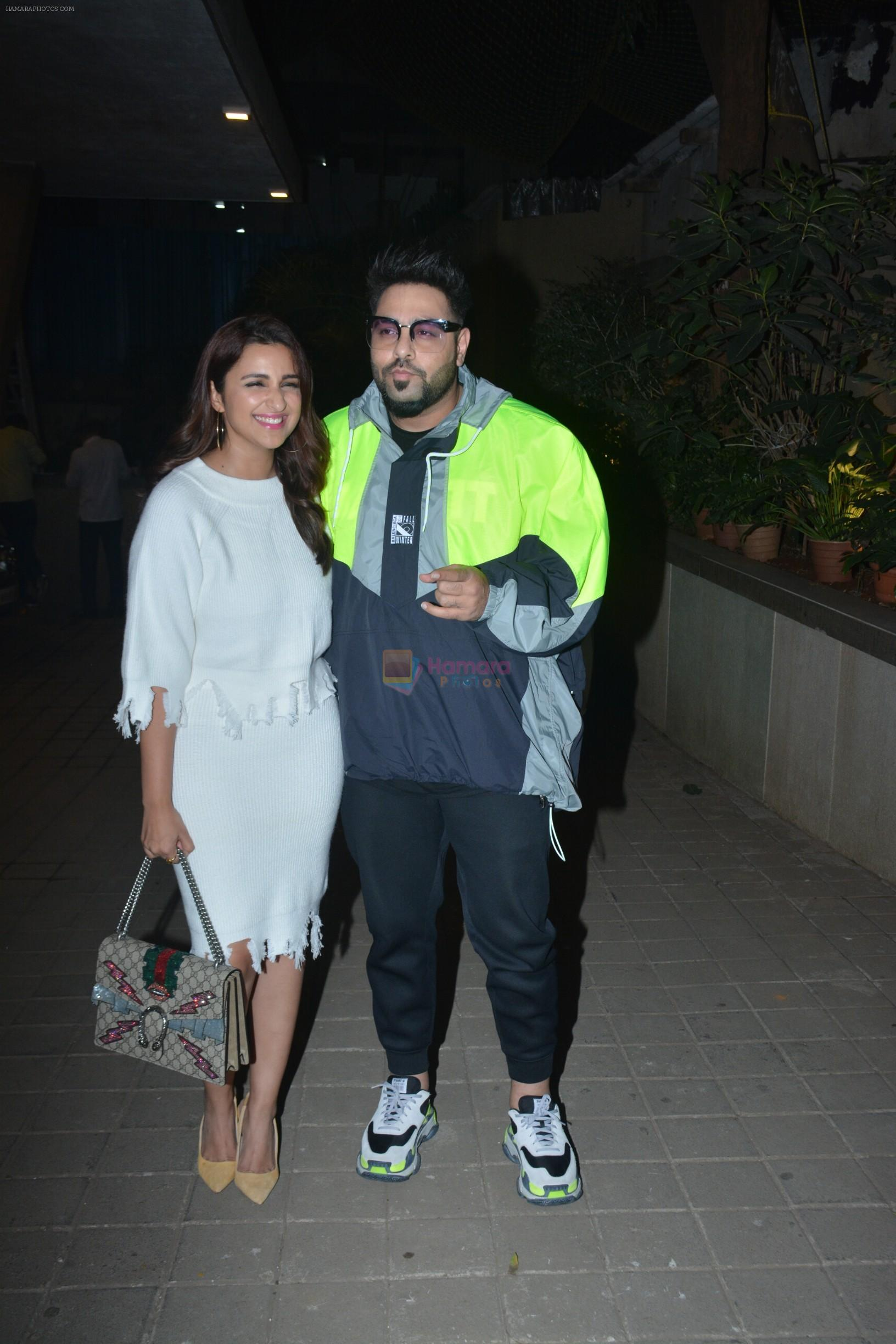 Parineeti Chopra at Punit Malhotra's Party in Bandra on 20th Jan 2019