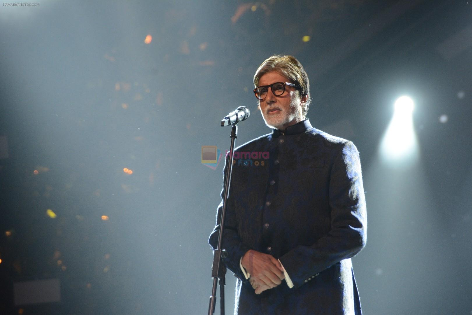 Amitabh Bachchan at Umang police festival in bkc on 27th Jan 2019