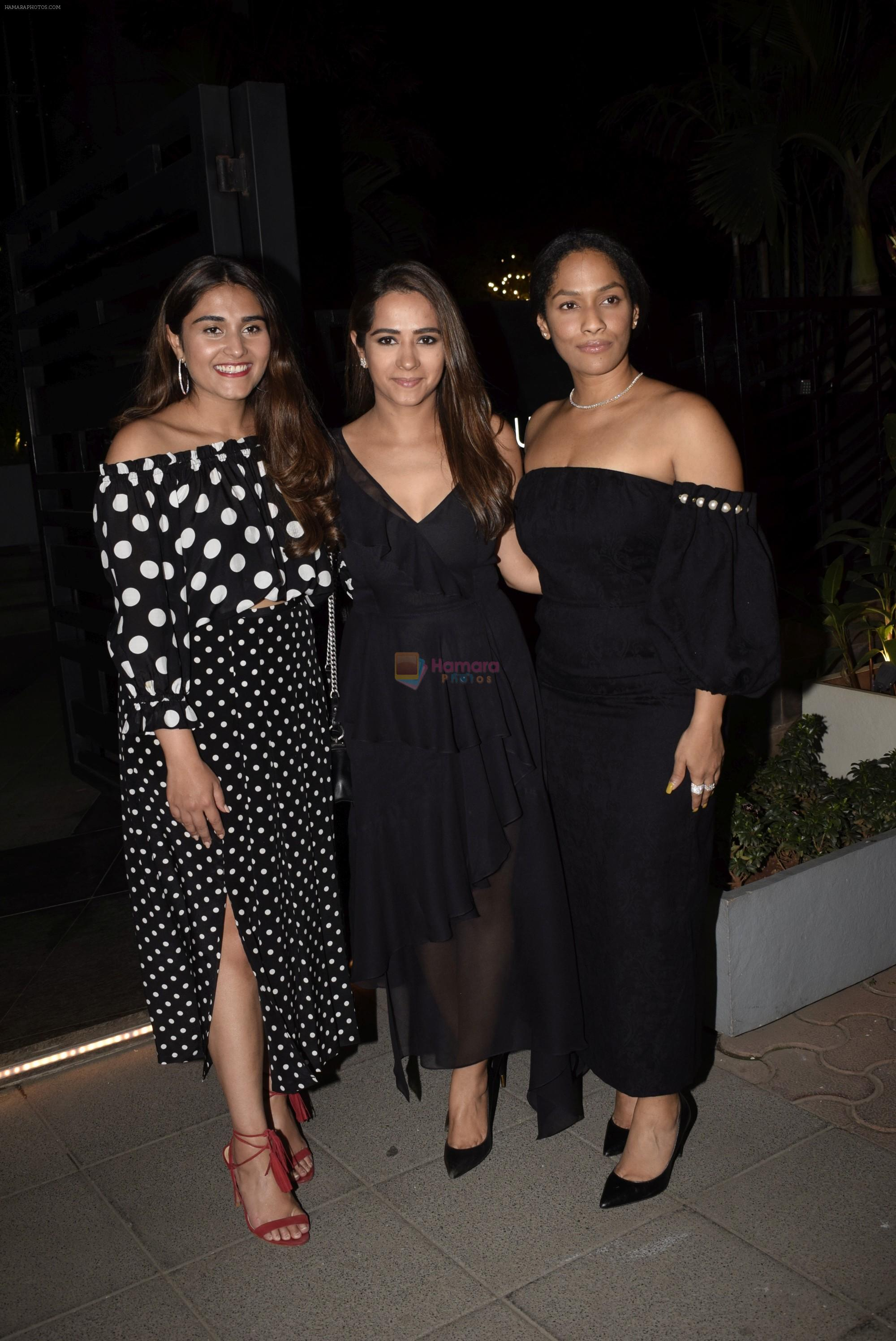Masaba Gupta's party at Yautcha in bkc on 2nd Feb 2019