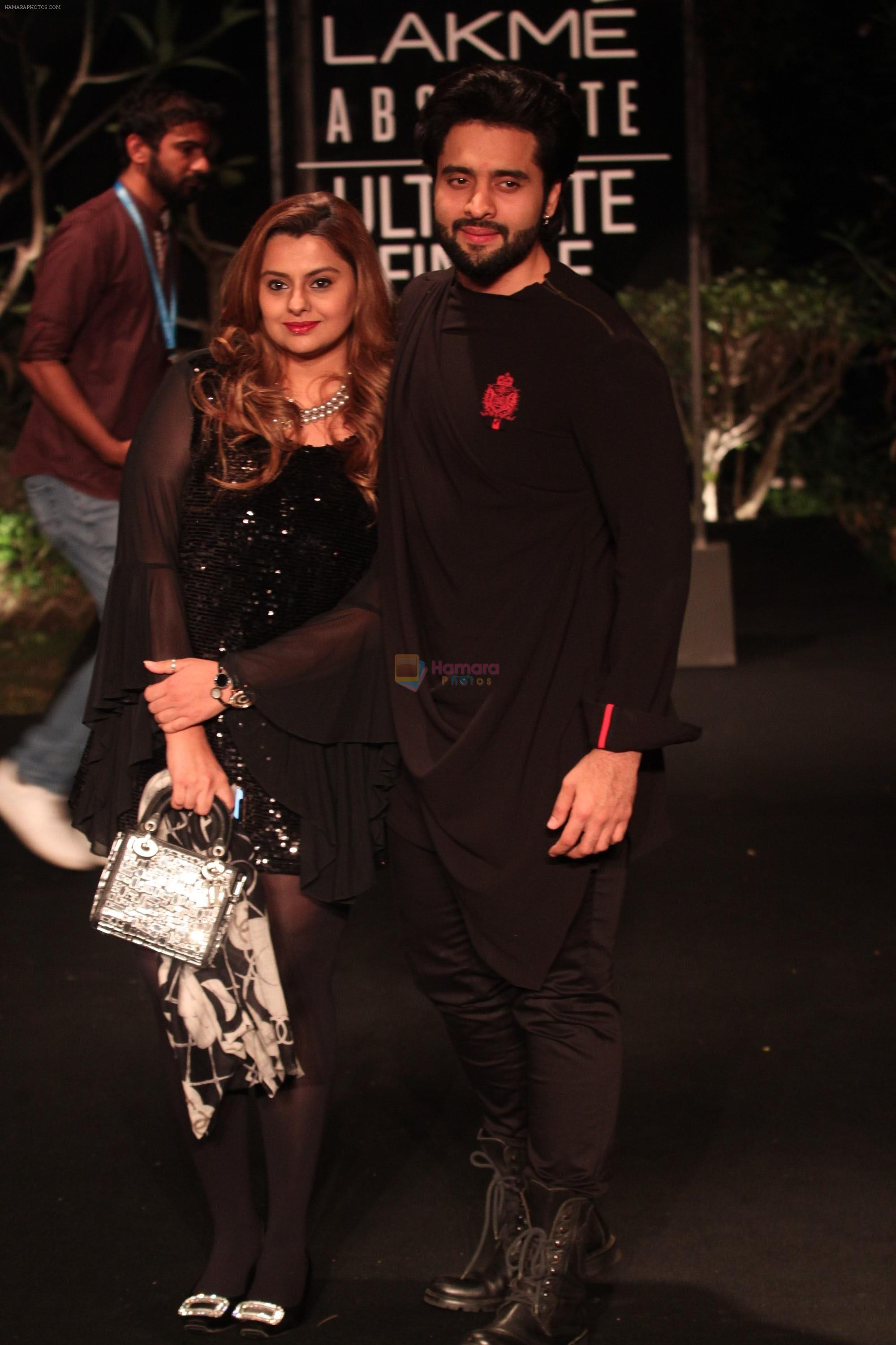 Jackky Bhagnani on Day 5 at Lakme Fashion Week 2019  on 3rd Feb 2019