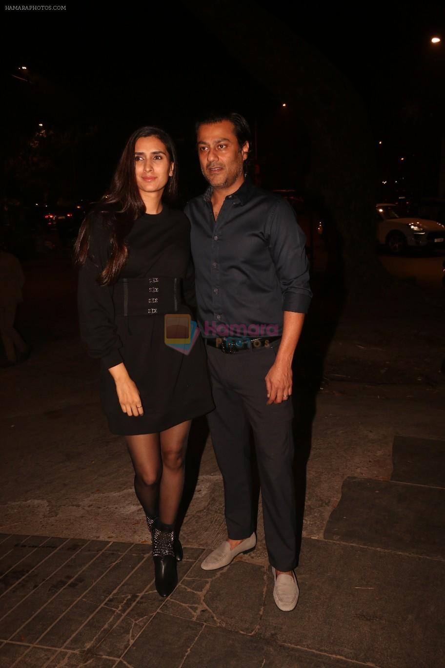 Abhishek Kapoor at Nora Fatehi's birthday party in bandra on 5th Feb 2019