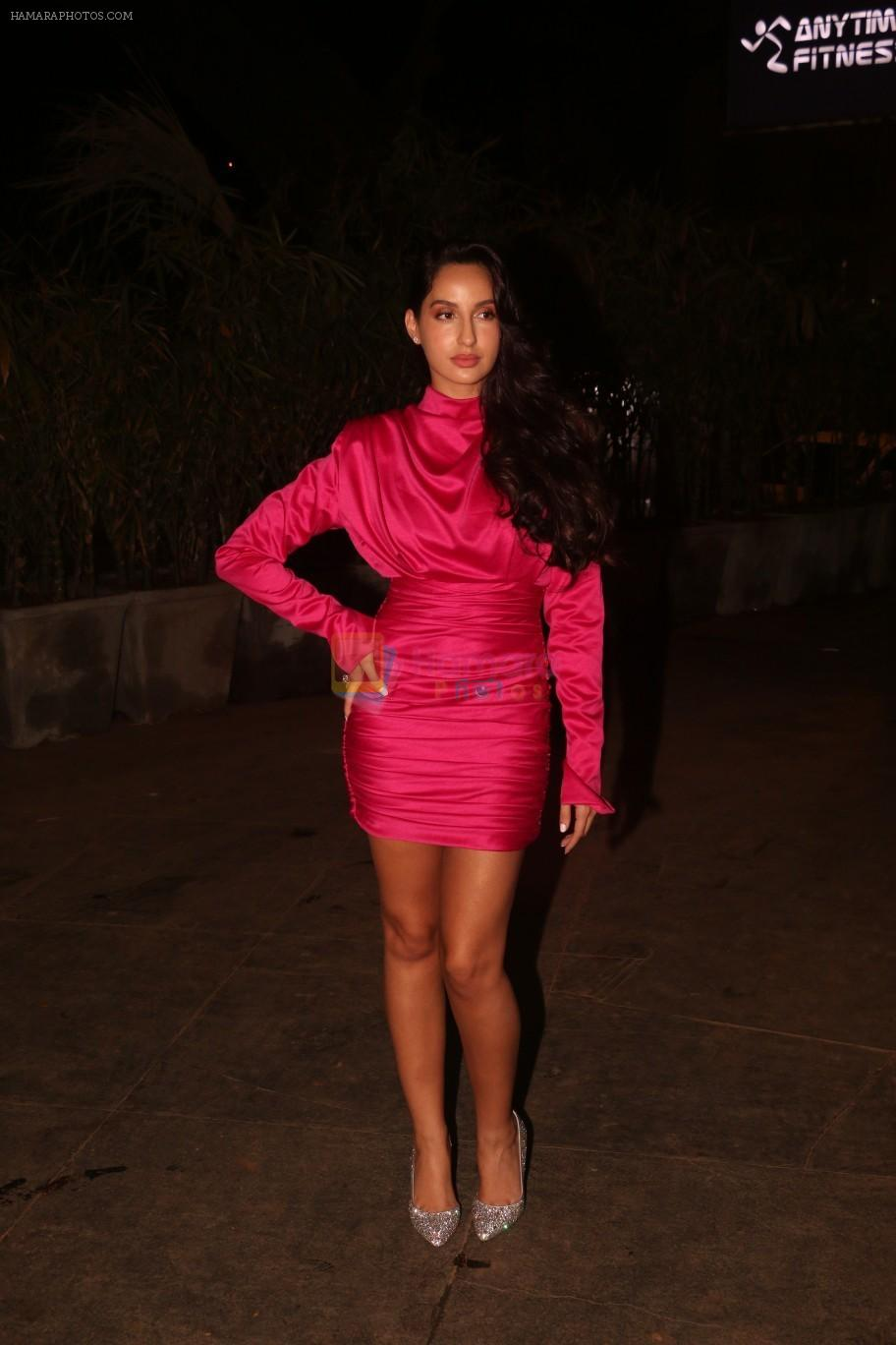 Nora Fatehi's birthday party in bandra on 5th Feb 2019