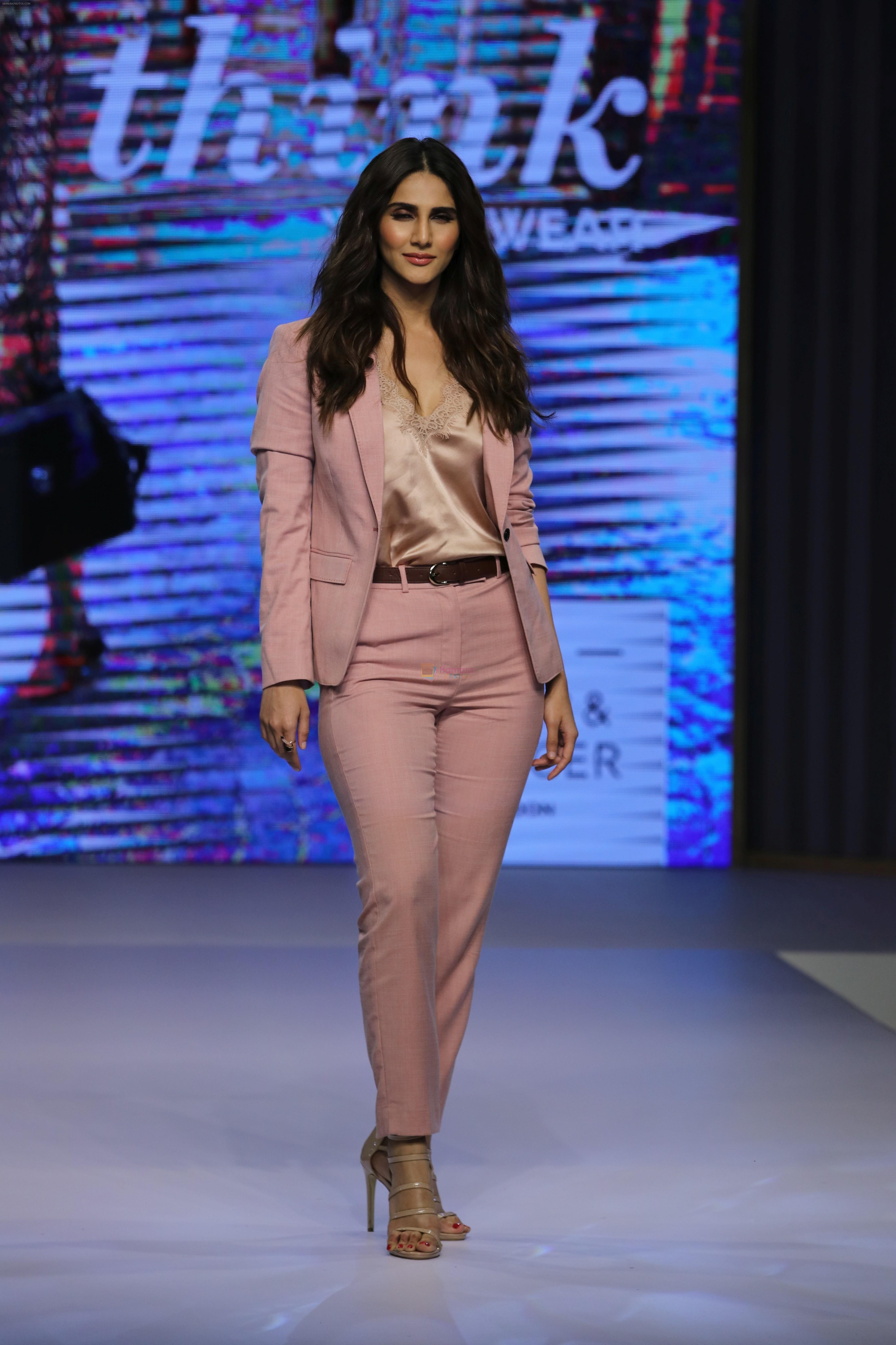 Vaani Kapoor at Preview of Marks & Spencer Spring Summer Collection 2019 at ITC Grand Central on 7th Feb 2019