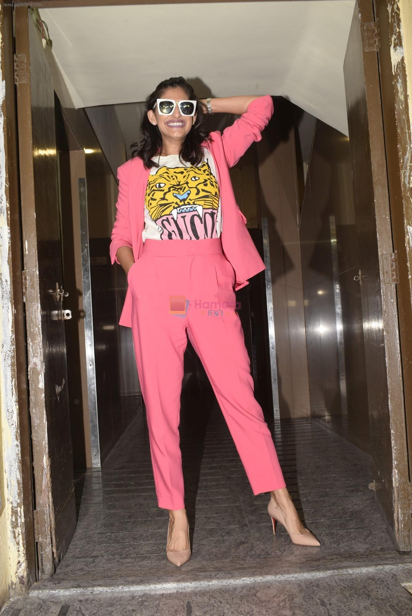 Kubbra Sait at the Screening Of Gullyboy in Pvr Juhu on 13th Feb 2019